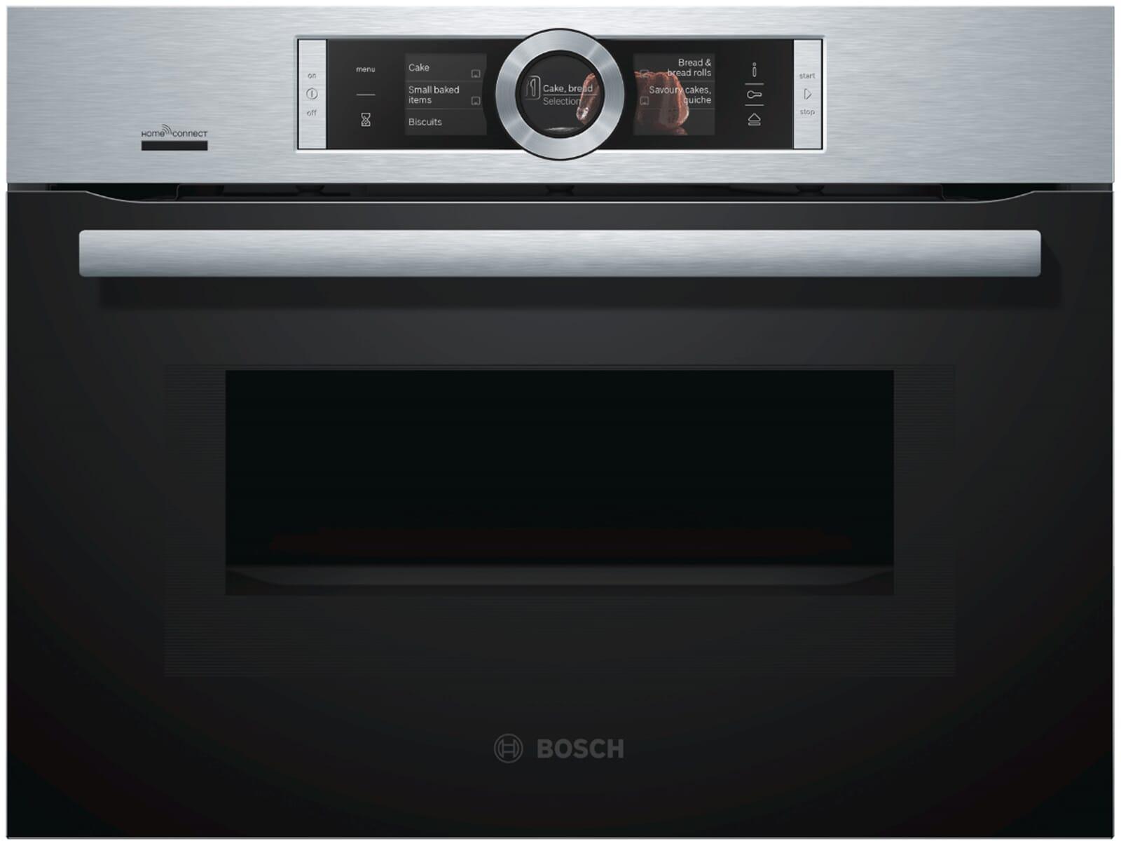 bosch cng6764s6 pyrolyse kompaktbackofen mit mikrowelle. Black Bedroom Furniture Sets. Home Design Ideas