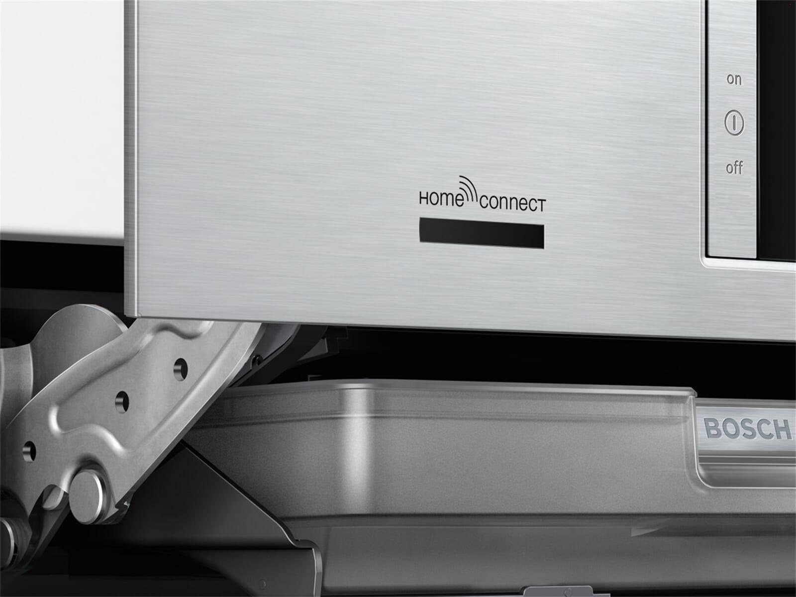 Bosch CSG656RS6 Kompakt Dampfgar-Backofen Edelstahl