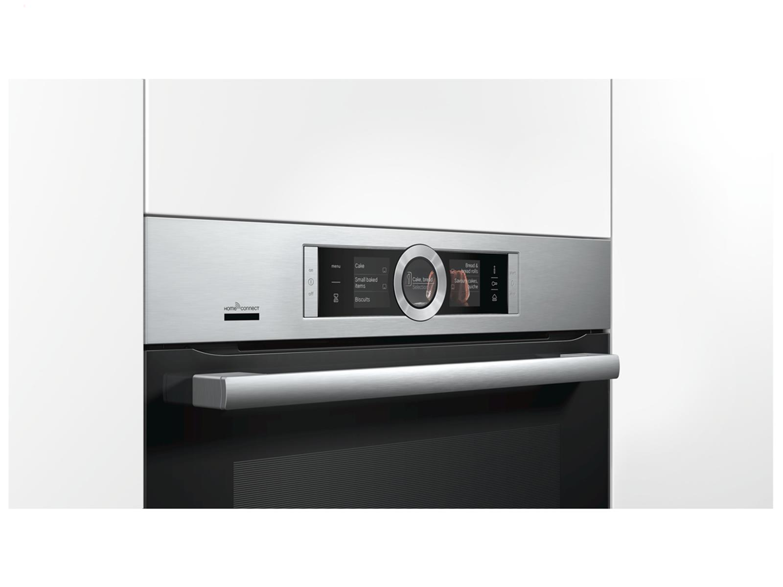 Bosch CSG656RS7 Kompakt-Dampfbackofen Edelstahl