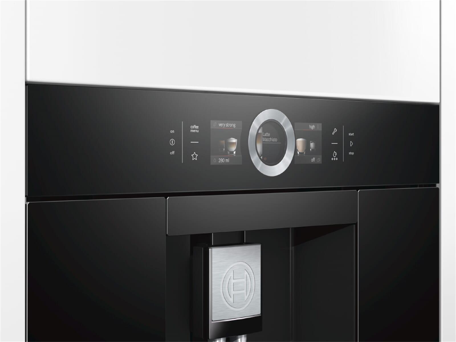 bosch kaffeemaschine einbau. Black Bedroom Furniture Sets. Home Design Ideas