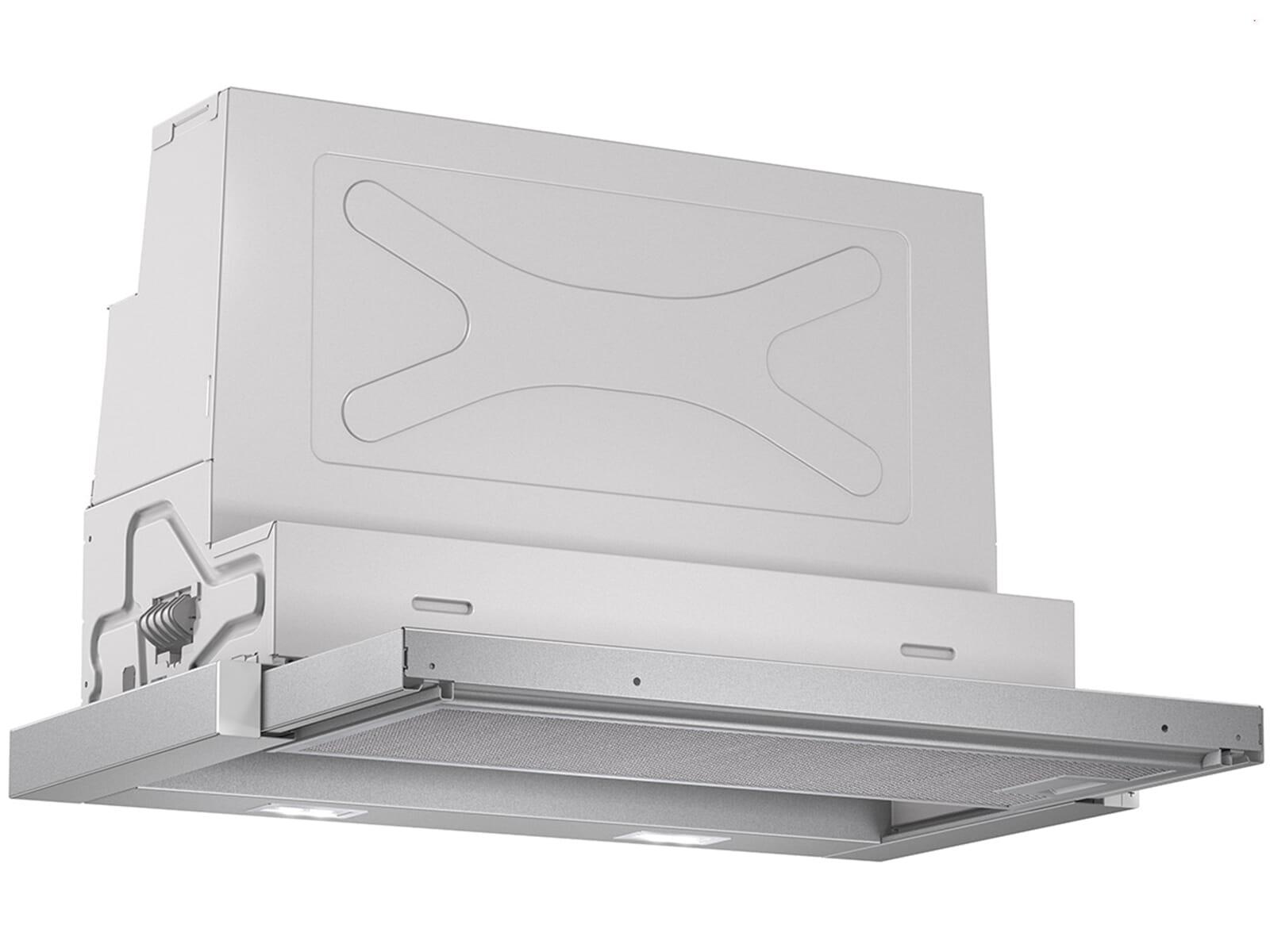 Bosch dfr a flachschirmhaube grau metallic