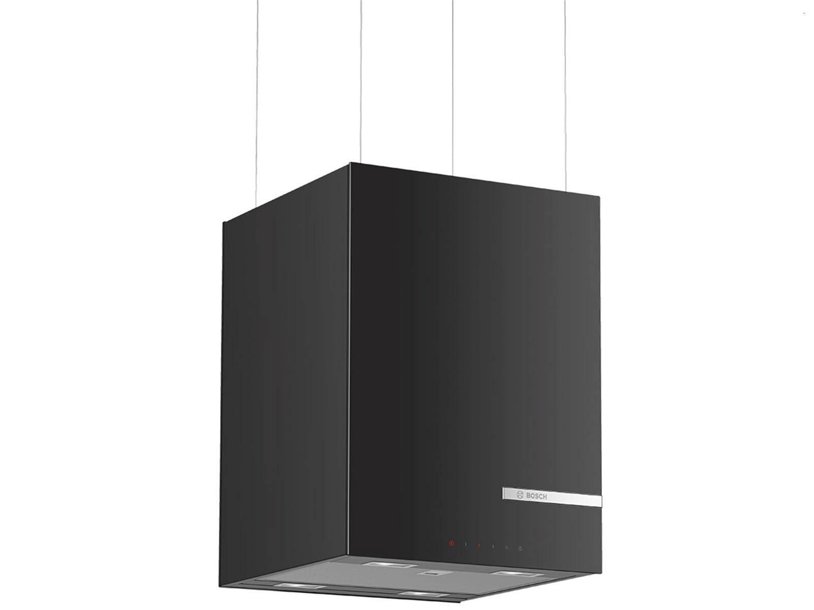 Bosch Kühlschrank Schwarz Glas : Bosch dii jm inselhaube schwarz