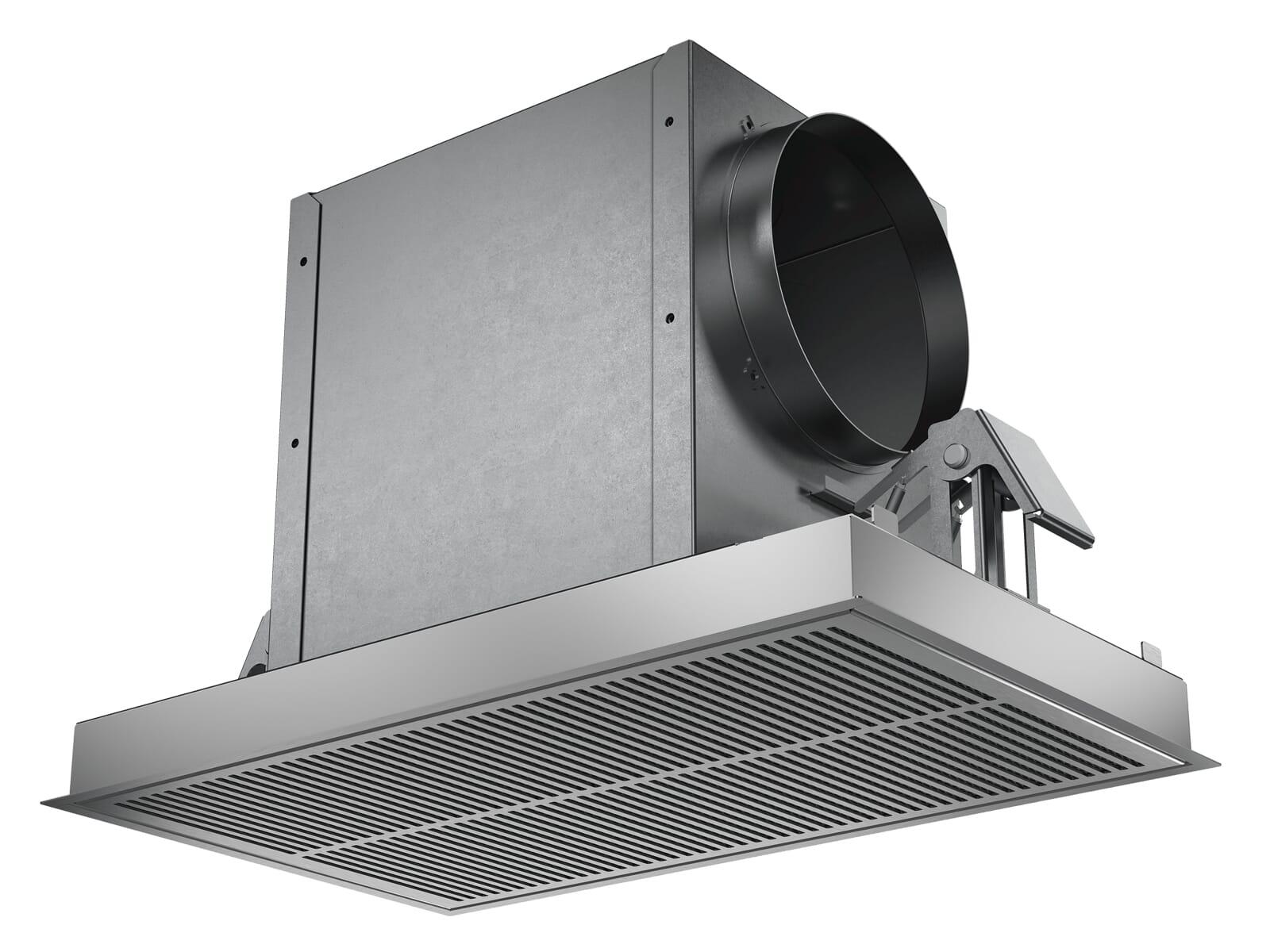 Bosch DIZ1JC5C6 Clean Air Plus Umluftset Edelstahl