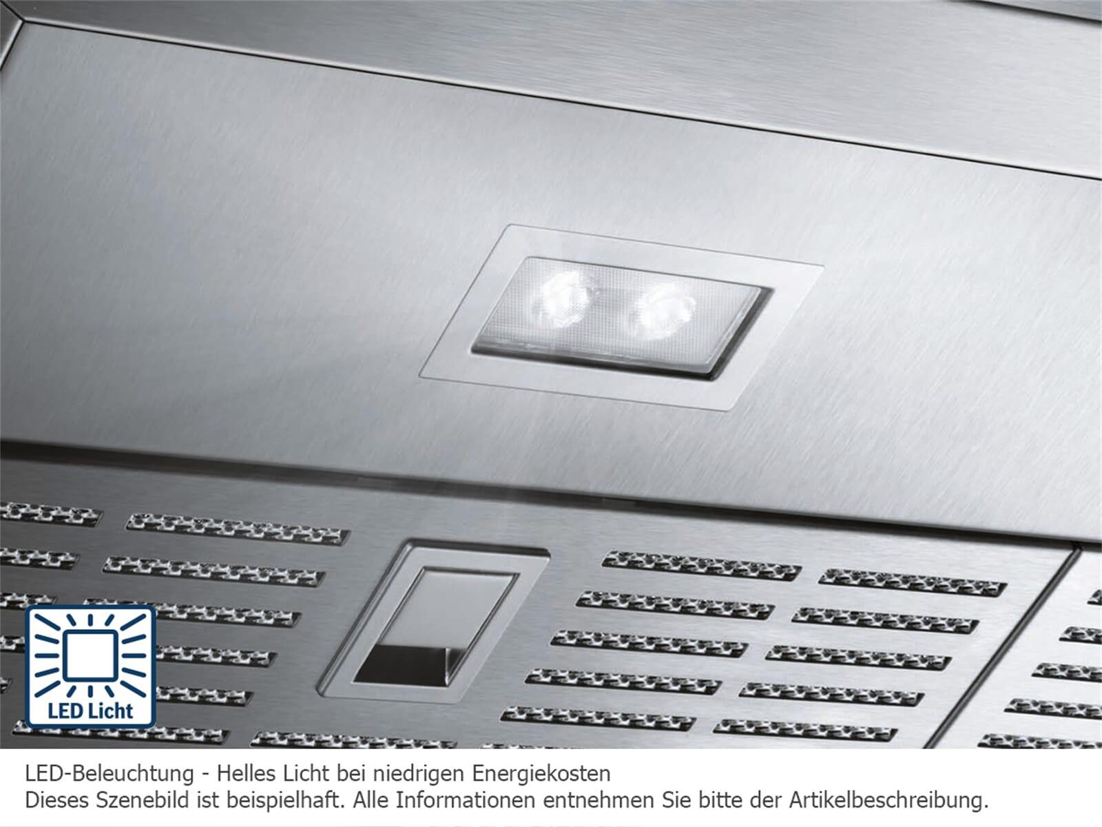 Bosch DWB097A50 Wandhaube Edelstahl
