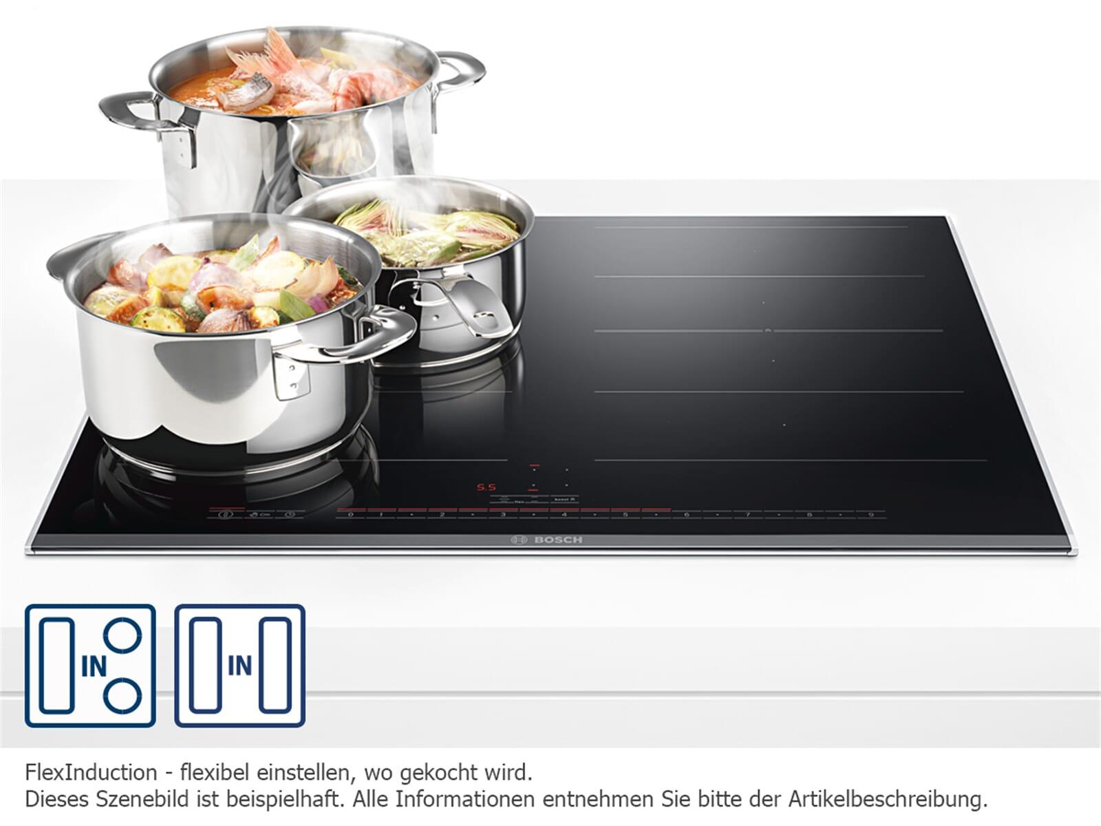 Bosch PIN875N14E Induktionskochfeld autark