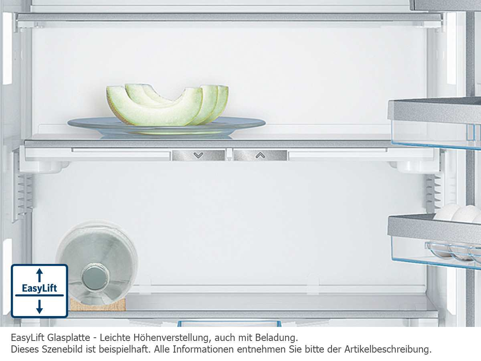 Bosch KAD99PI30 Side by Side Kühl-Gefrier-Kombination Edelstahl Anti-Fingerprint