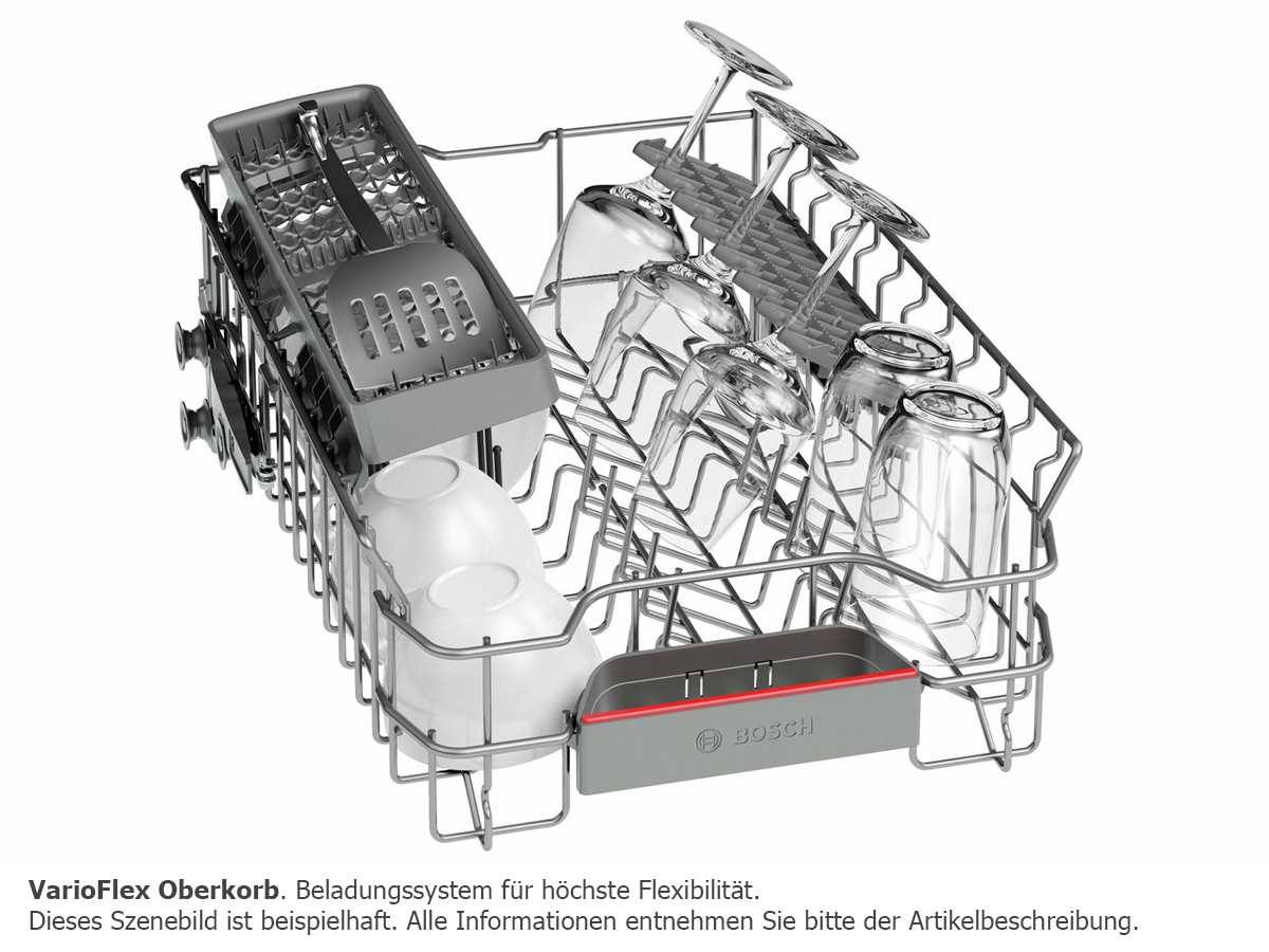 Bosch SPS46IW07E Standgeschirrspüler Weiß