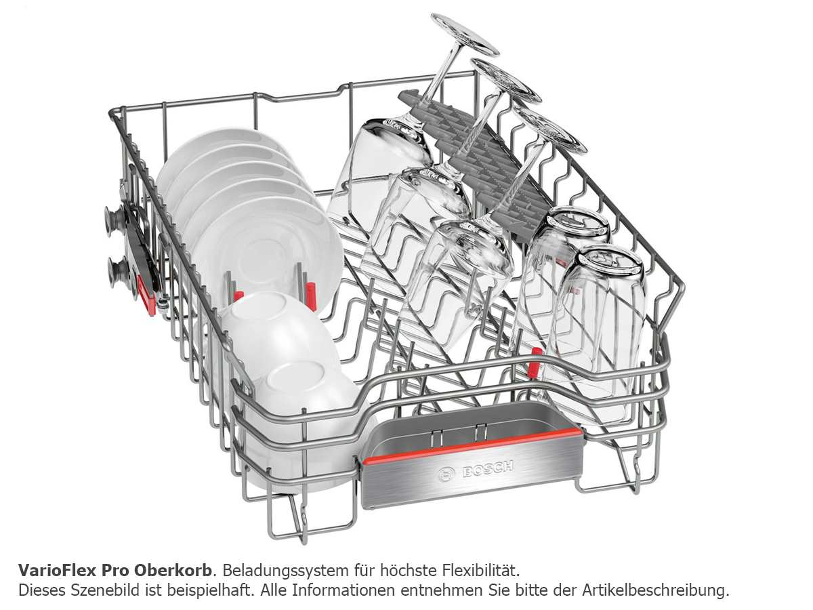 Bosch SPS66TW01E Standgeschirrspüler Weiß