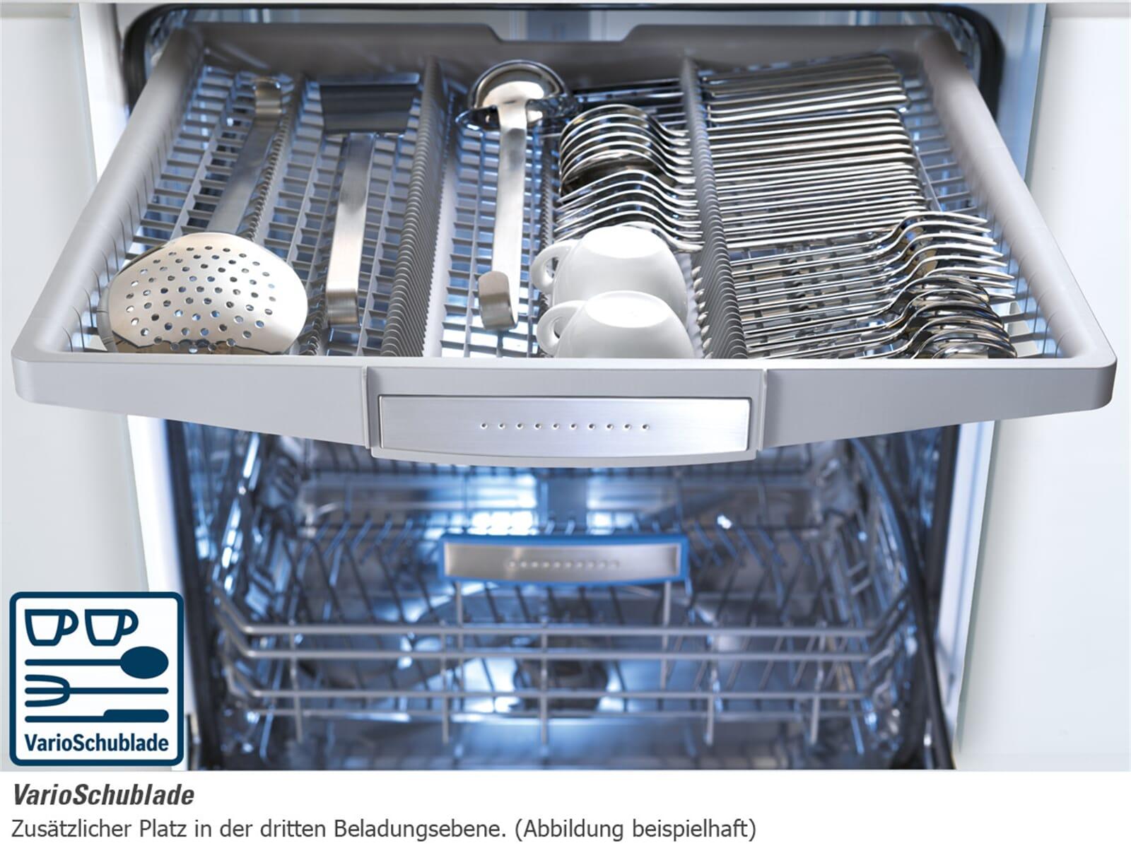 Bosch SMV46KX01E Vollintegrierbarer Einbaugeschirrspüler
