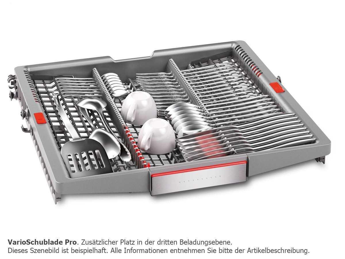 Bosch SMS68TW06E Standgeschirrspüler Weiß