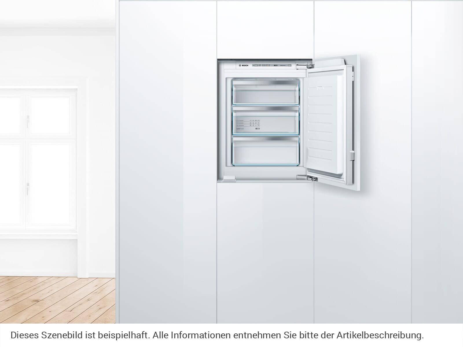 Bosch GIV11AFE0 Einbaugefrierschrank