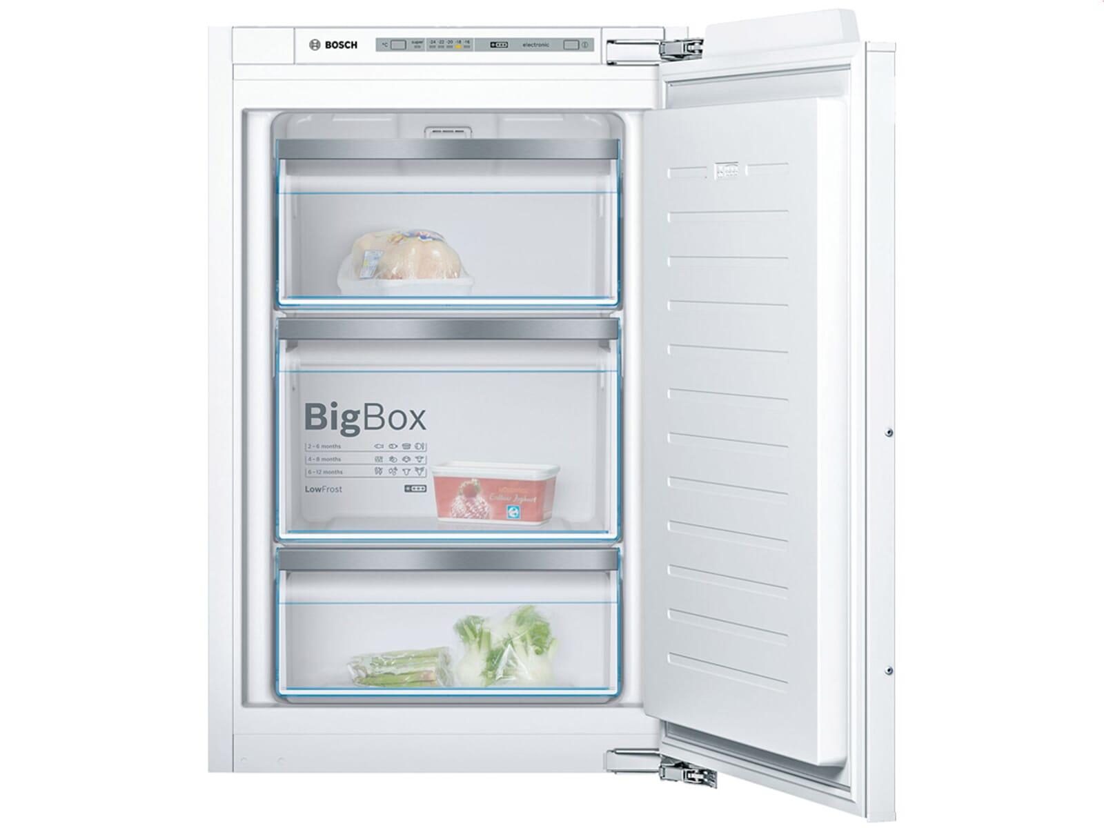 Bosch Kühlschrank Alarm : Bosch giv21ad40 einbaugefrierschrank