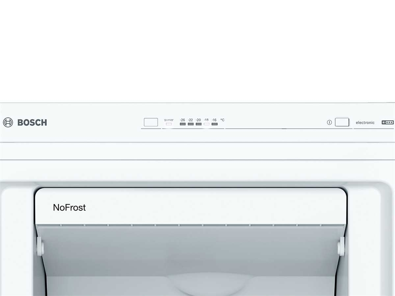 Bosch GSN33VWEP Standgefrierschrank Weiß