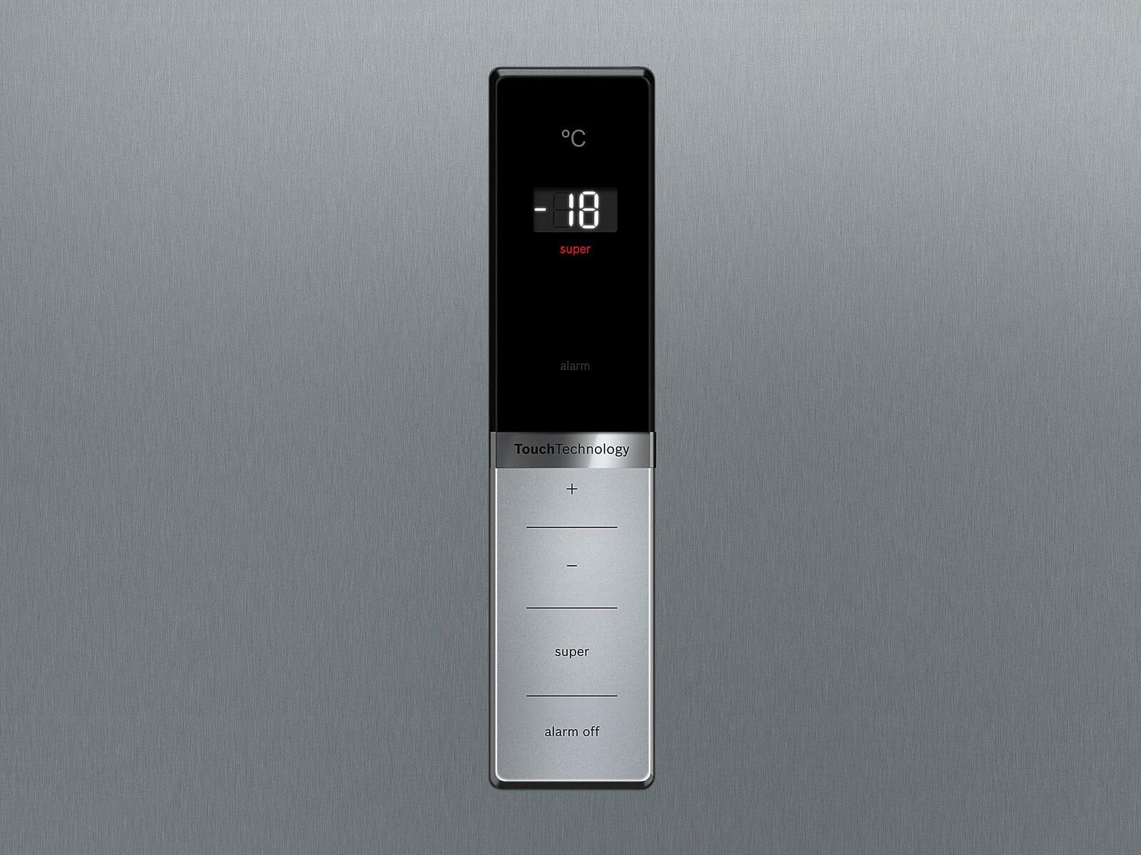 Bosch GSN36BI3P Standgefrierschrank Edelstahl