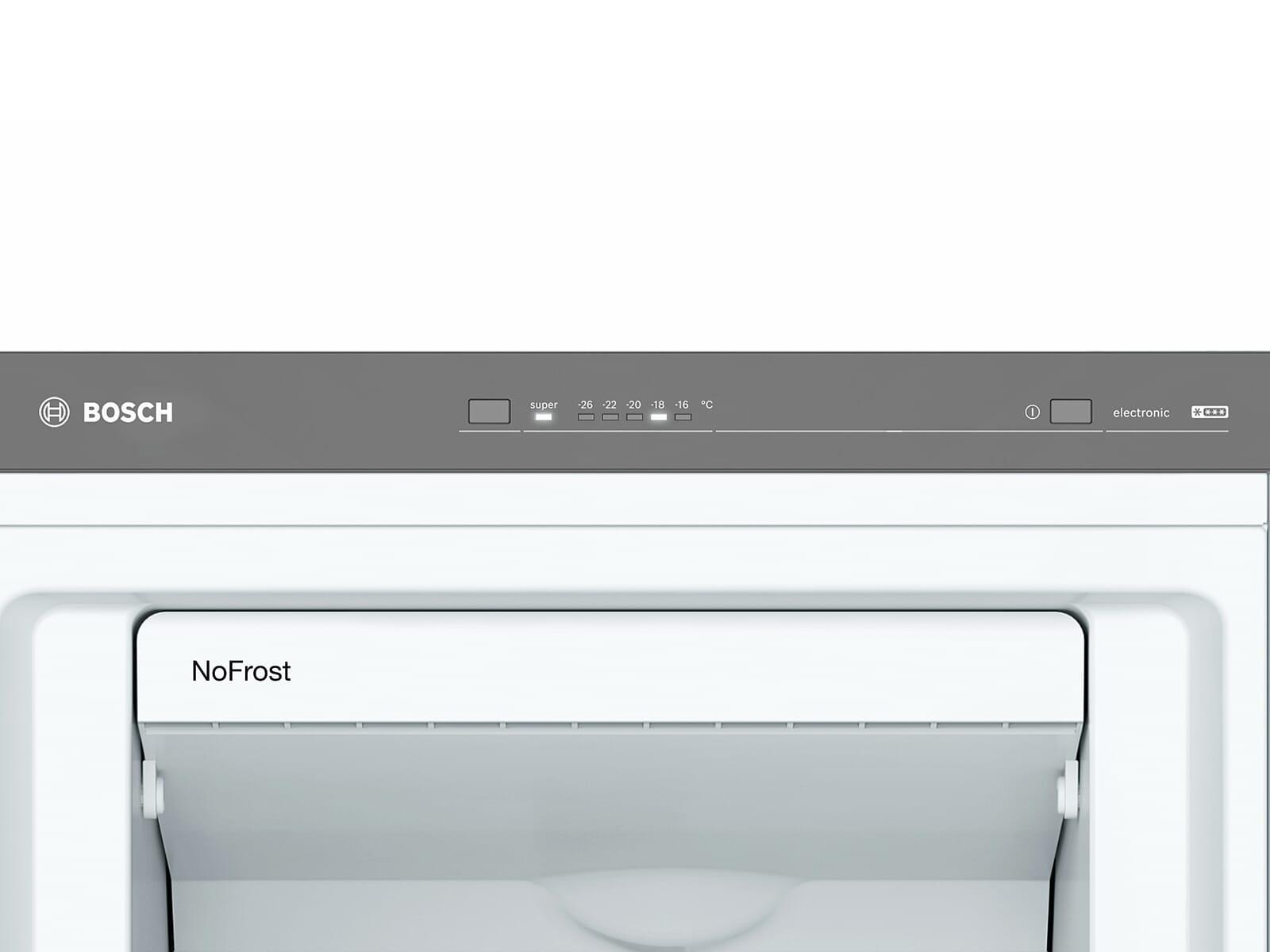 Bosch GSN36VLFP Standgefrierschrank Edelstahl-Optik