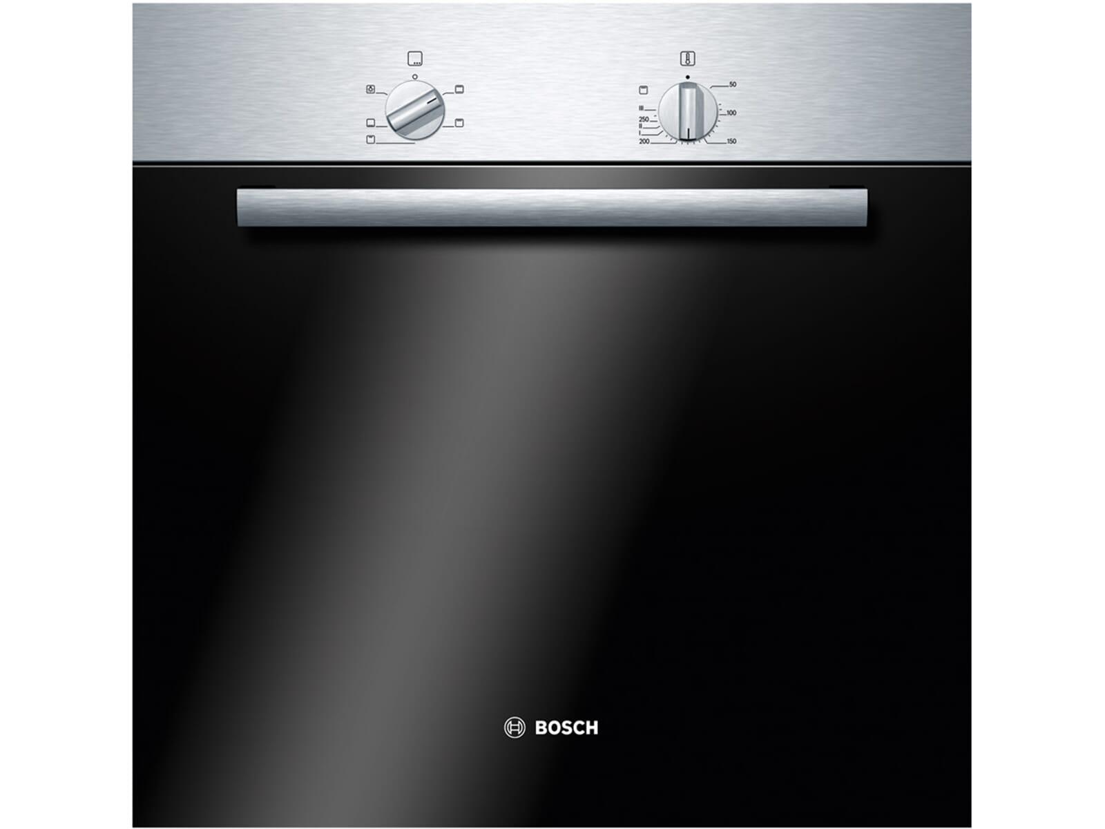 Bosch HBA10B050 Backofen Edelstahl