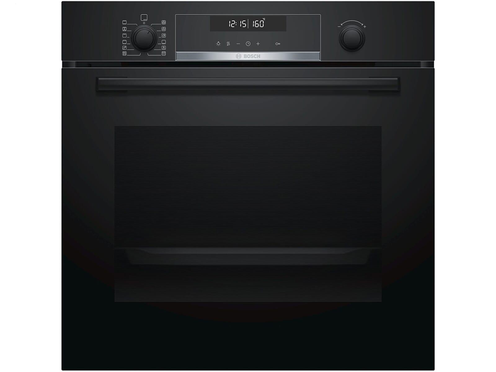 bosch hba578bb0 pyrolyse backofen vulkan schwarz. Black Bedroom Furniture Sets. Home Design Ideas