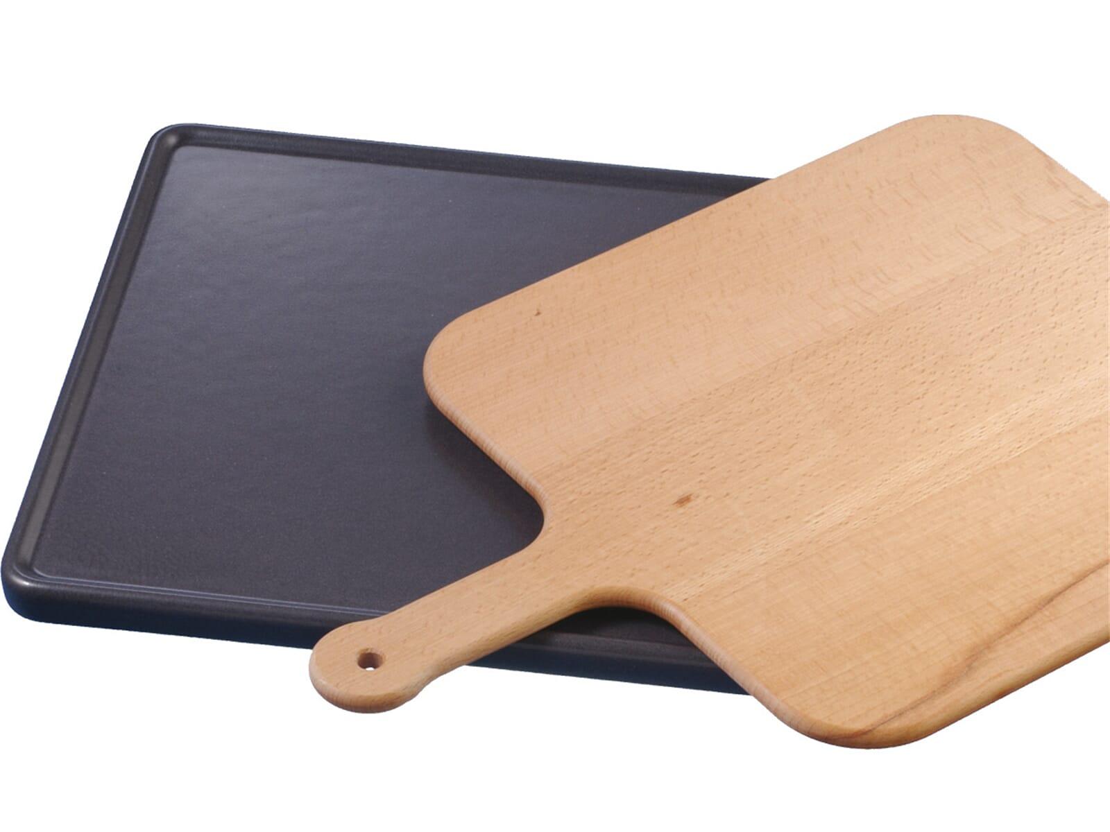 Bosch HEZ327000 Backstein mit Holzschieber