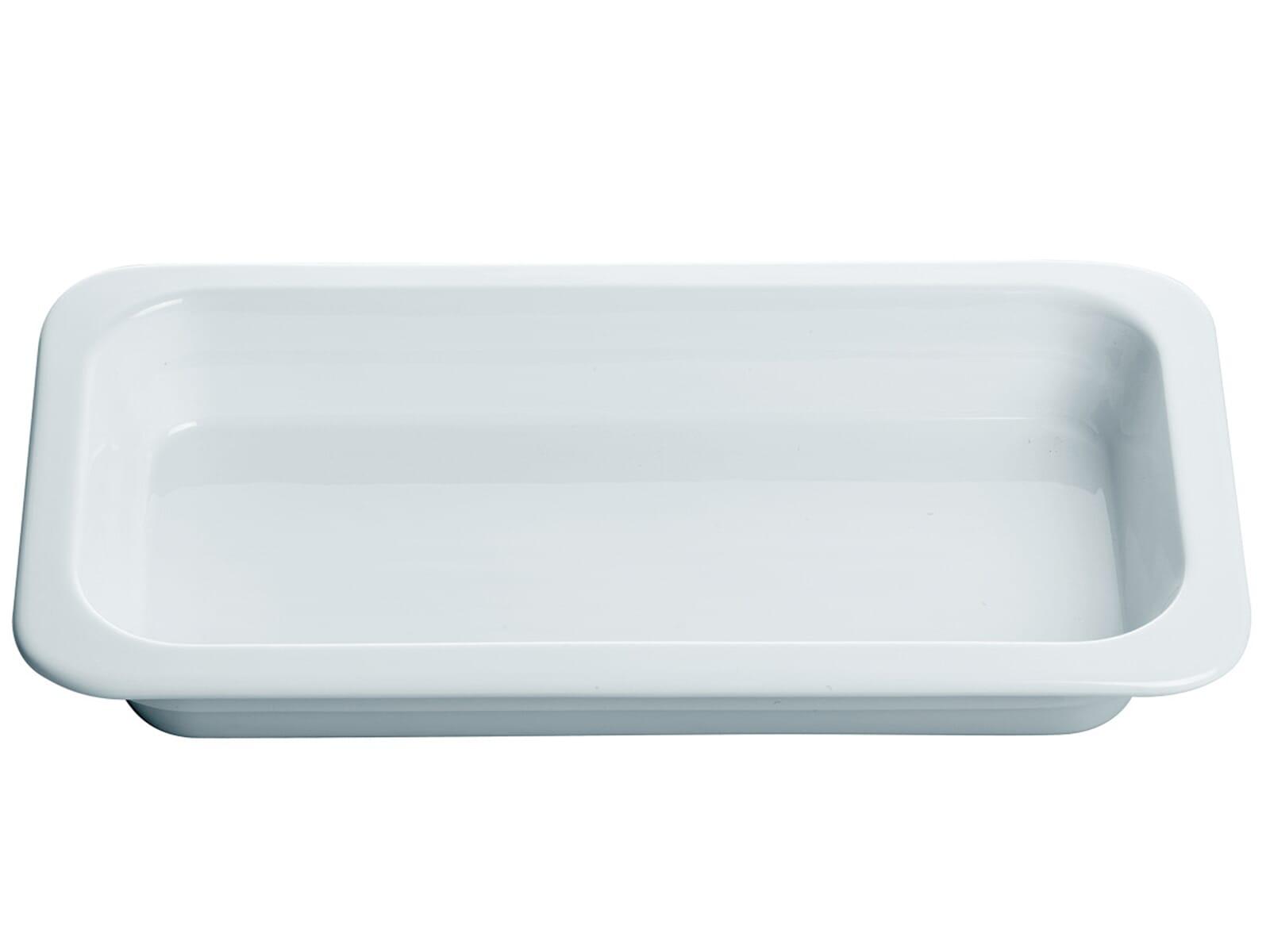 Bosch HEZ36D153P Porzellan-Behälter-GN1/3-ungelocht