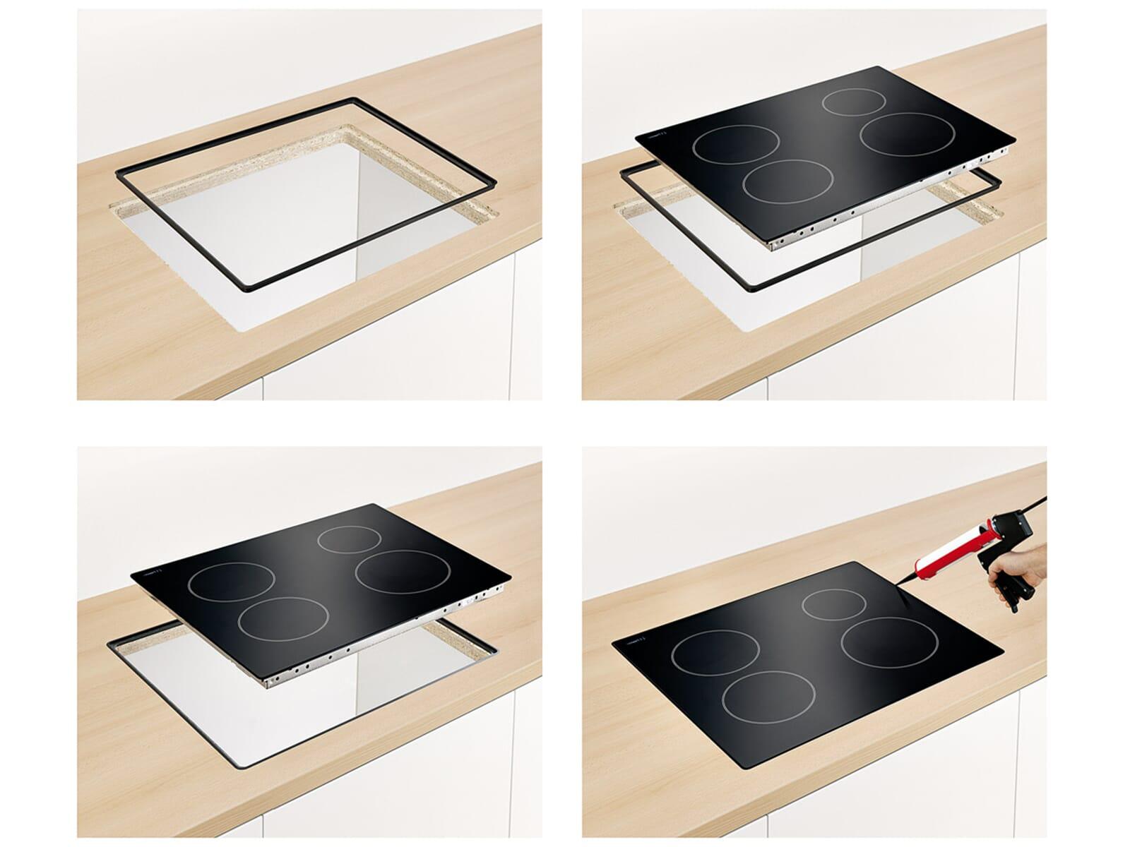 Bosch HEZ395600 Einbaurahmen 60 cm