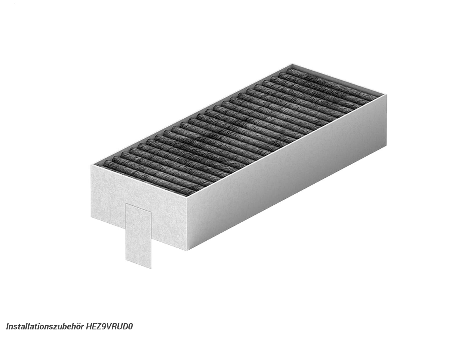 Bosch PVQ811U60 Induktionskochfeld-Dunstabzug-Kombination PVQ811F15E +  Installationszubehör