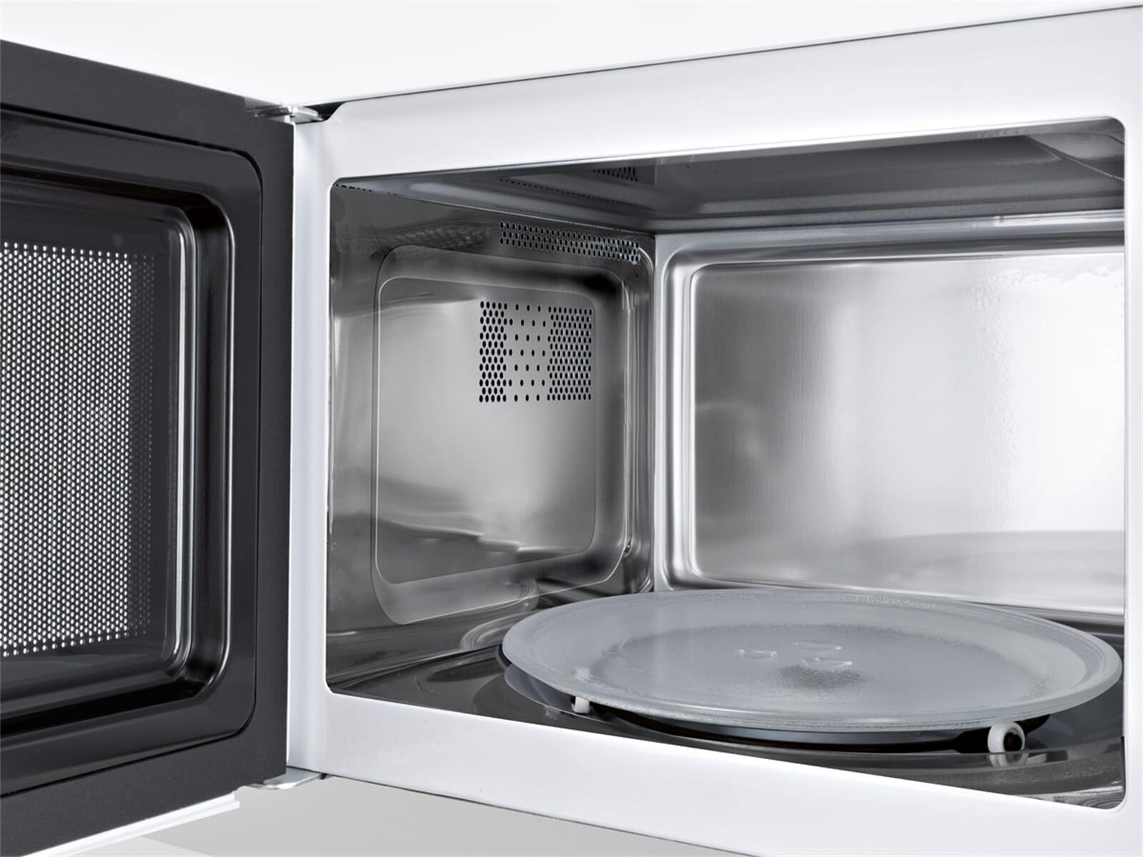 Bosch HMT75M521 Einbau-Mikrowelle Weiß