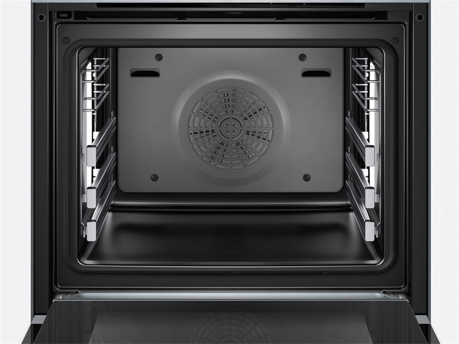 Bosch Kühlschrank Piept : Bosch hsg xs dampfgar backofen edelstahl