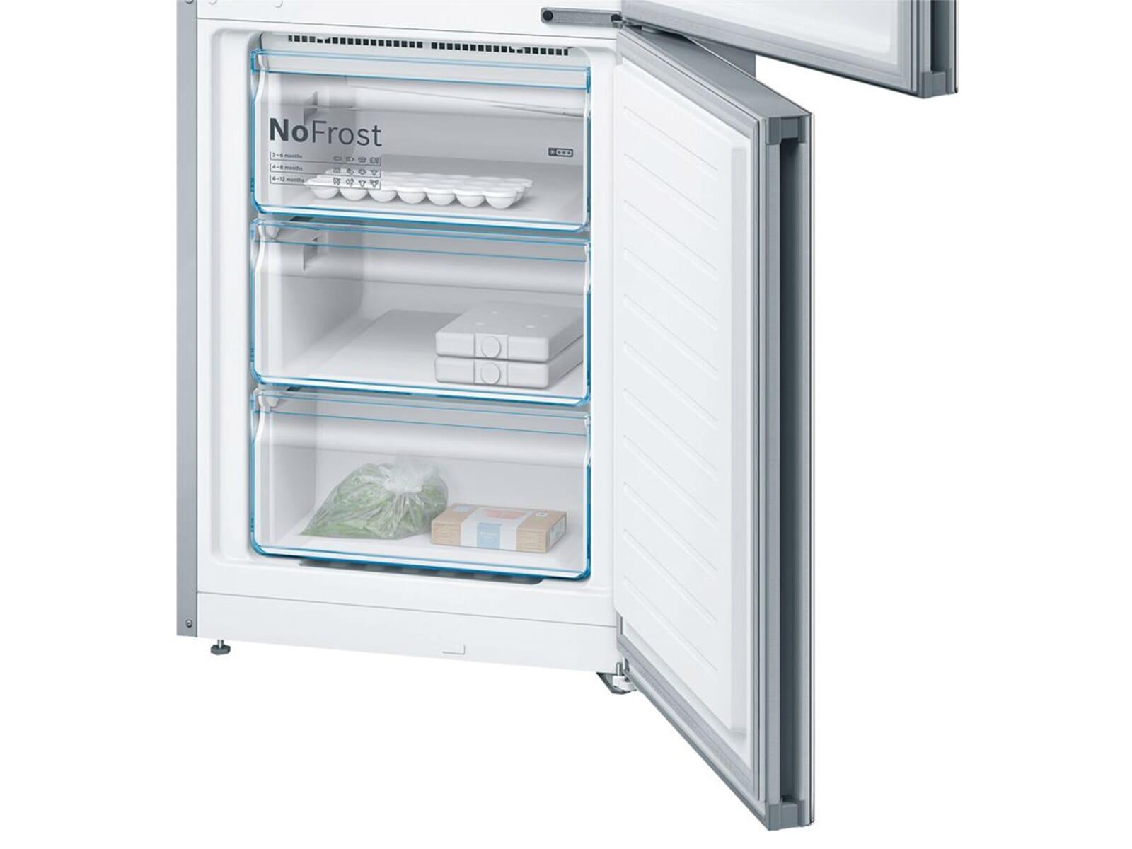 Bosch Kühlschrank Kgn 39 Xi 45 : Bosch kgf sm kühl gefrierkombination edelstahl ebay