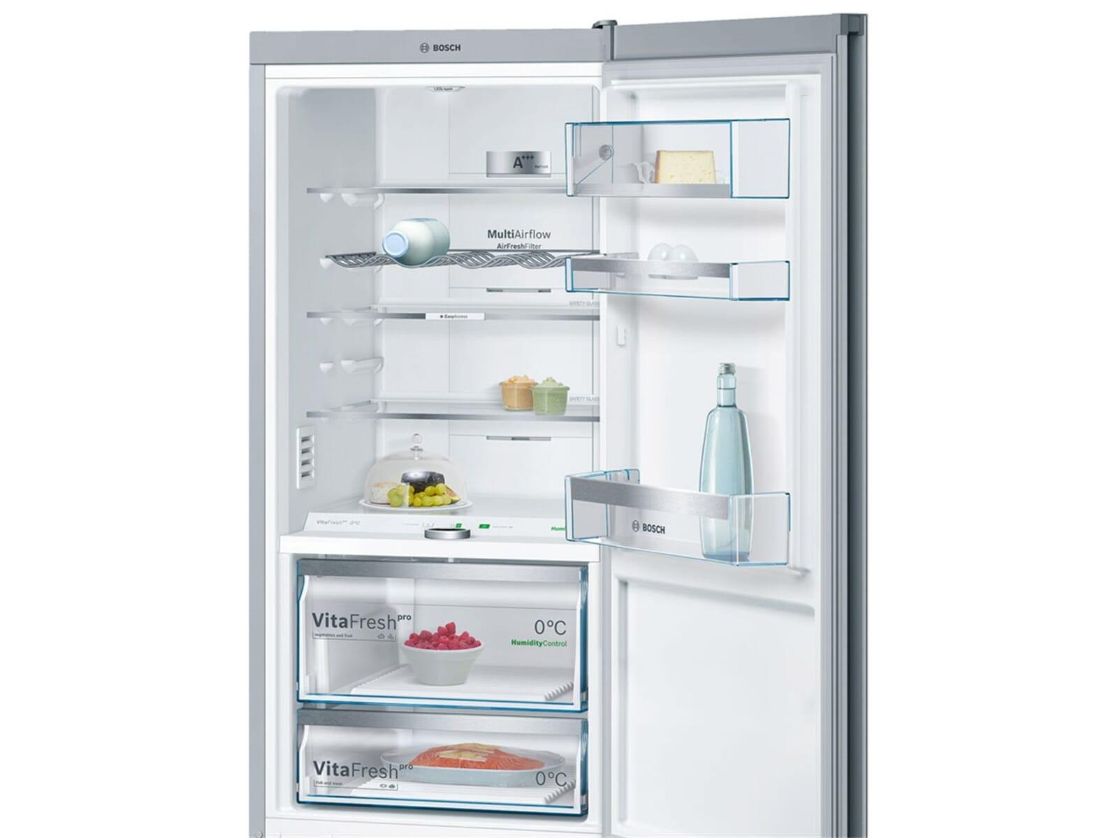 Bosch Kühlschrank Kgn 39 Xi 41 : Bosch kgf sw kühl gefrierkombination weiß ebay