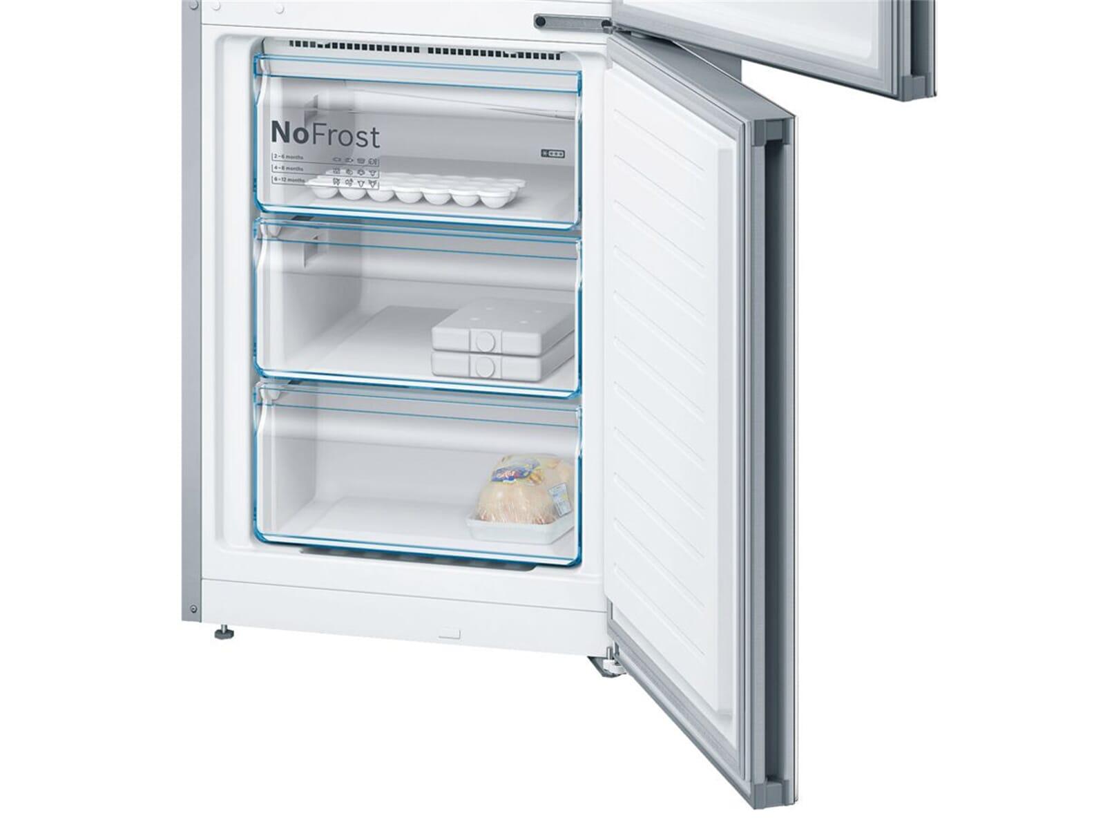 Bosch Kühlschrank No Frost : Bosch kgf sw kühl gefrierkombination weiß ebay