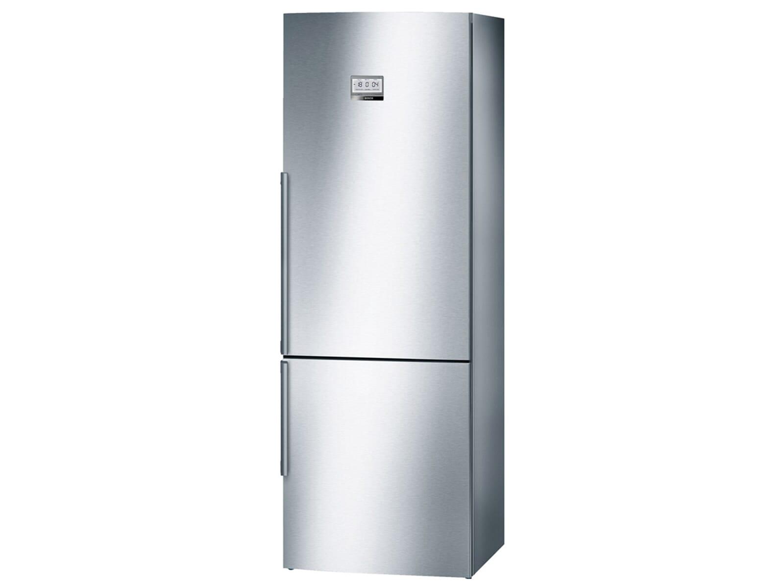 Bosch Kühlschrank Tür Wechseln : Bosch kgf49pi40 kühl gefrierkombination edelstahl