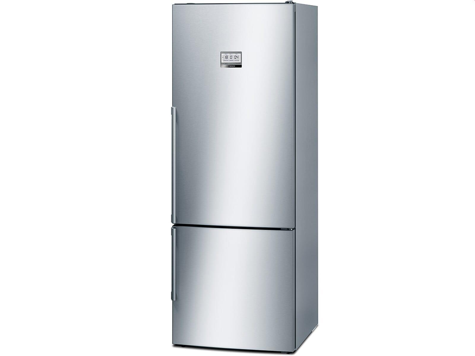 Bosch Kühlschrank Urlaubsschaltung : Bosch kgf pi kühl gefrierkombination edelstahl