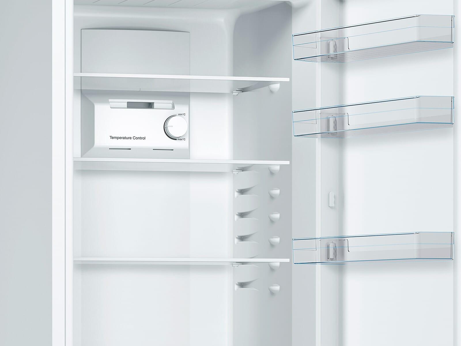 Bosch KGN36NWEA Kühl-Gefrierkombination Weiß