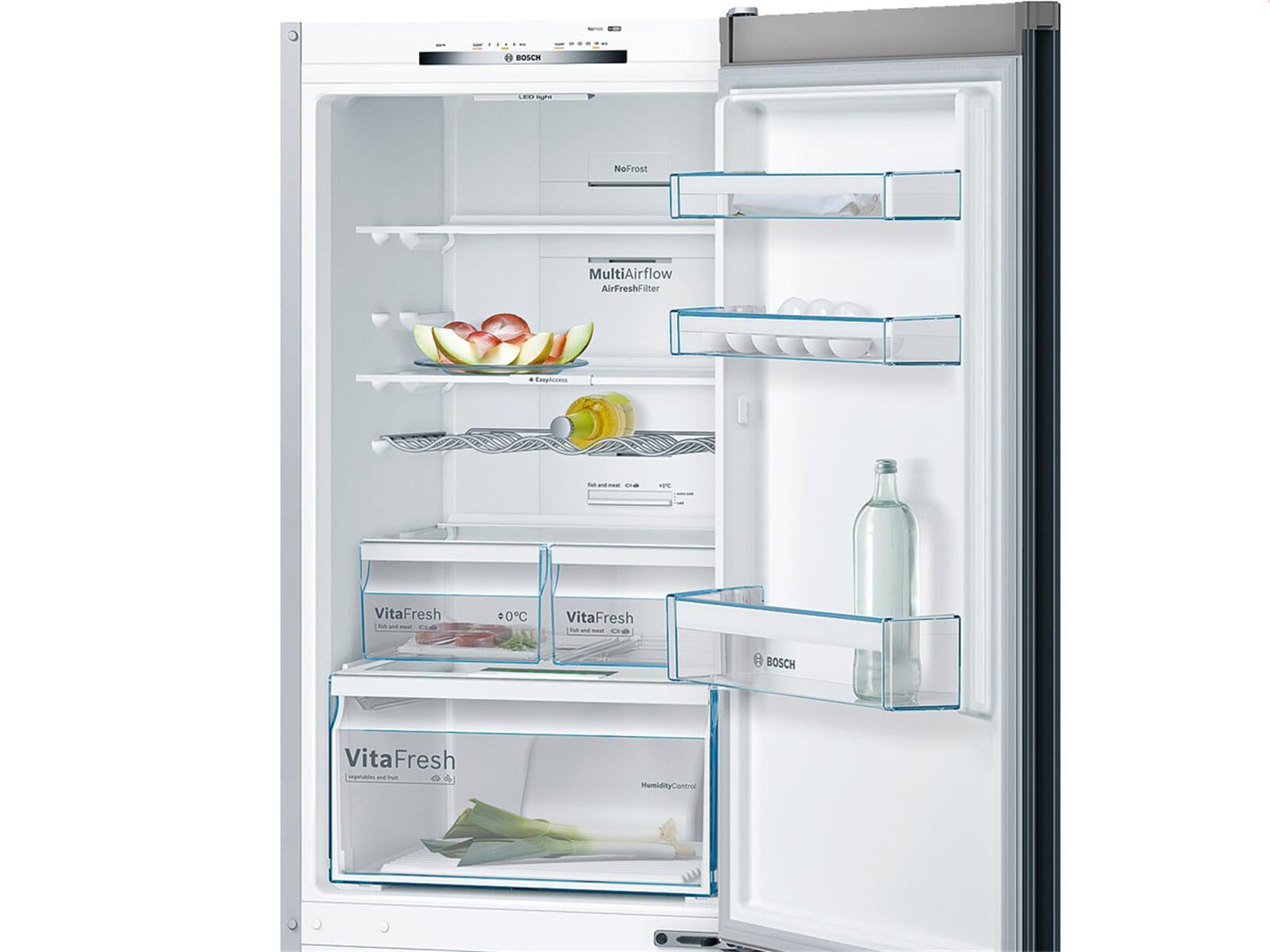 Bosch Kühlschrank Kgn 39 Xi 47 : Bosch kühl gefrierkombi bedienungsanleitung: bosch kühl gefrier