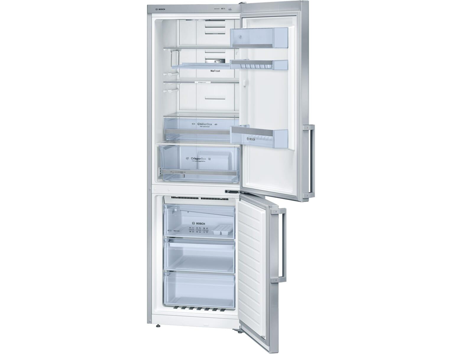 Bosch Kühlschrank Kgn 36 Xi 45 : Bosch kgn36xi45 kühl gefrierkombination edelstahl antifingerprint