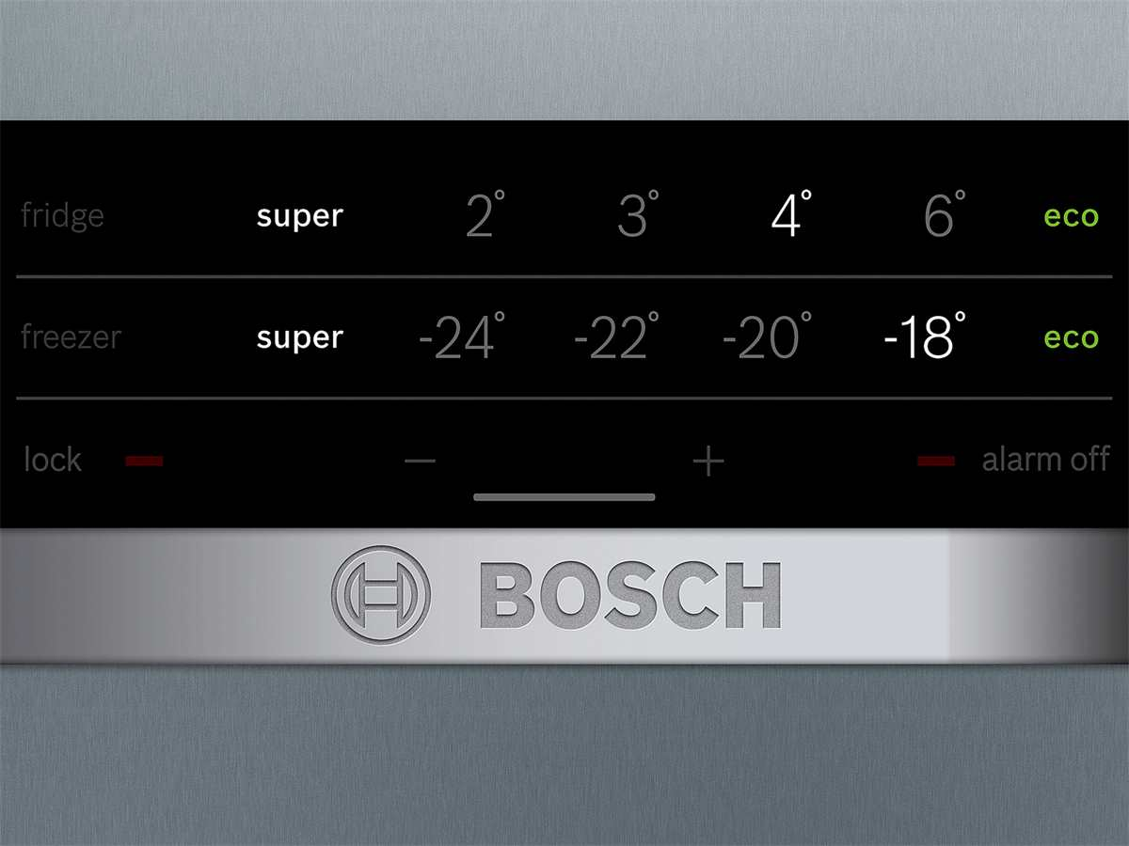 Bosch KGN39XIDQ Stand Kühl-Gefrier-Kombination Edelstahl
