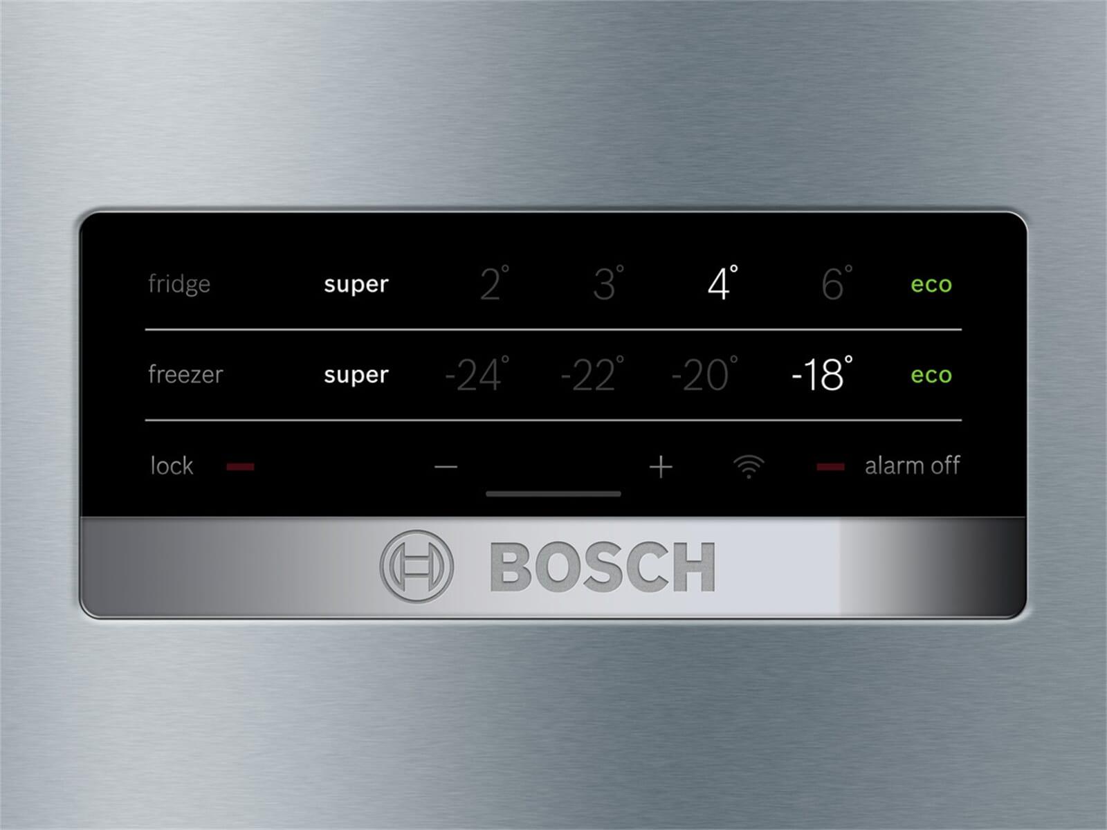 Bosch Kühlschrank Kgn 39 Xi 47 : Bosch kgn56xi40 kühl gefrierkombination edelstahl