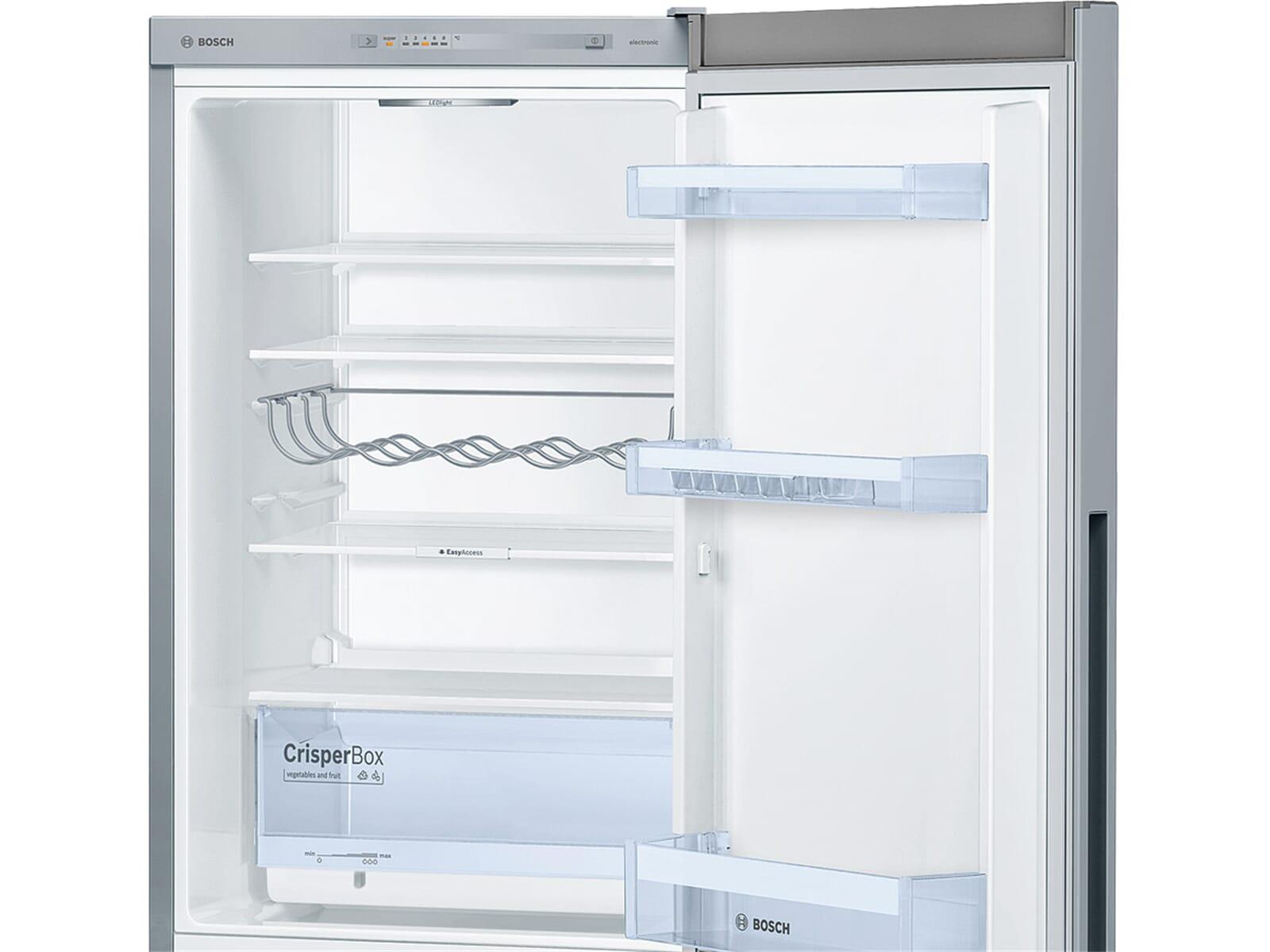 Bosch Kühlschrank Nostalgie : Bosch kgv vl kühl gefrierkombination edelstahl optik