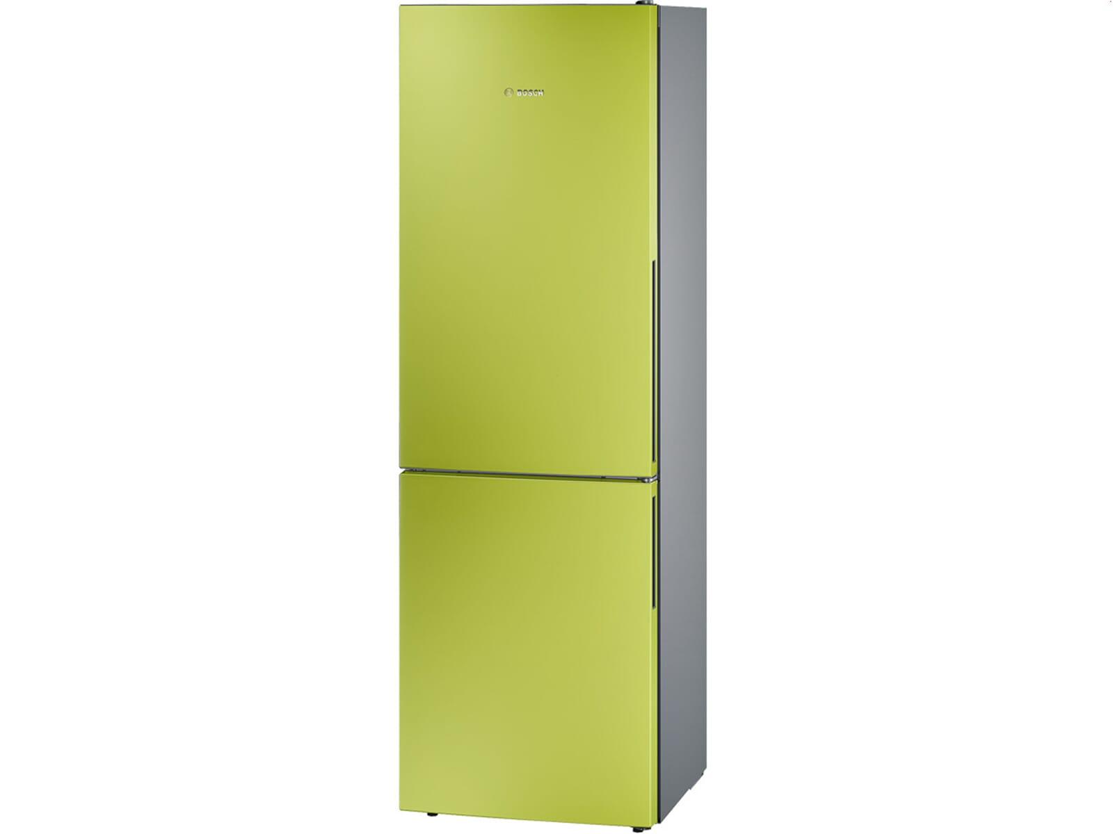 Bosch Kühlschrank Grün : Bosch kgv vh s kühl gefrierkombination lime green