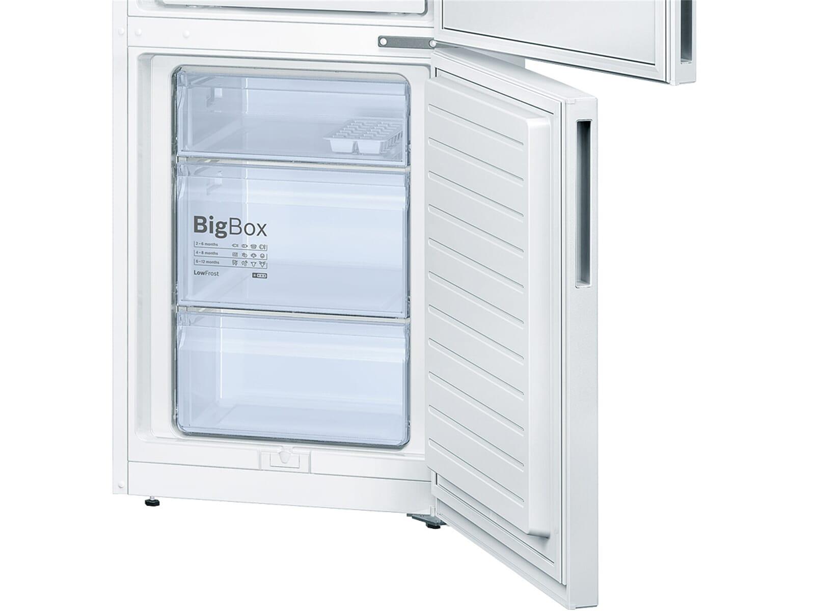 Bosch KGV36VW32 Kühl-Gefrierkombination Weiß