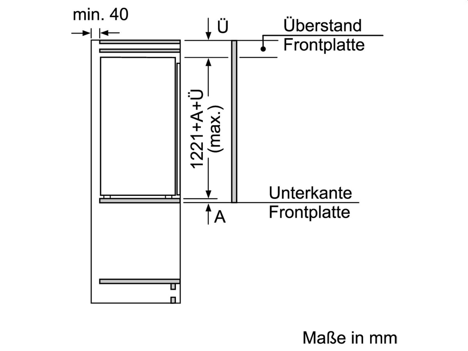 Bosch KIF41AF30 Einbaukühlschrank