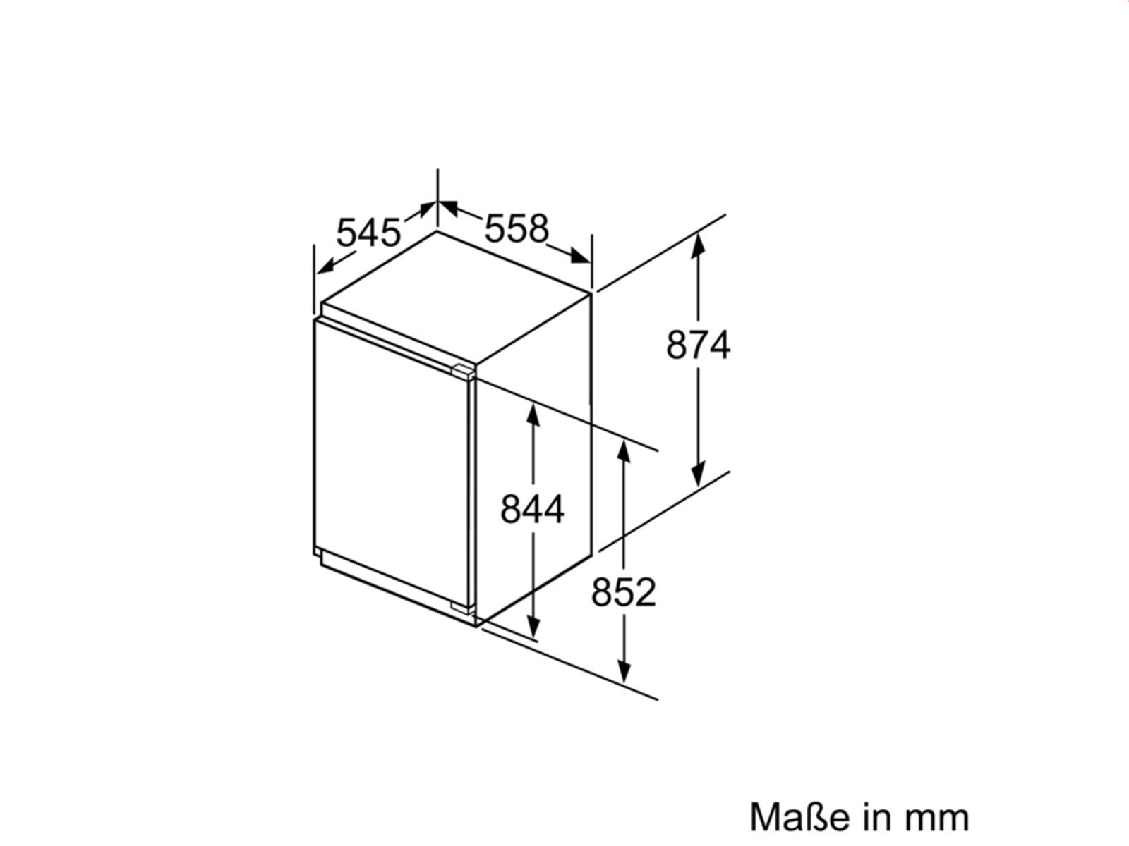 Bosch KIL22AD40 Einbaukühlschrank
