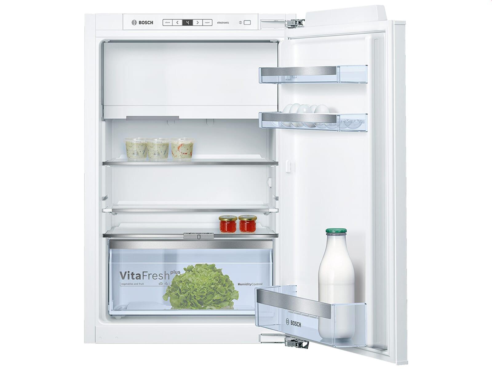Bosch Kühlschrank Einbau Mit Festtürmontage : Bosch kil af einbaukühlschrank