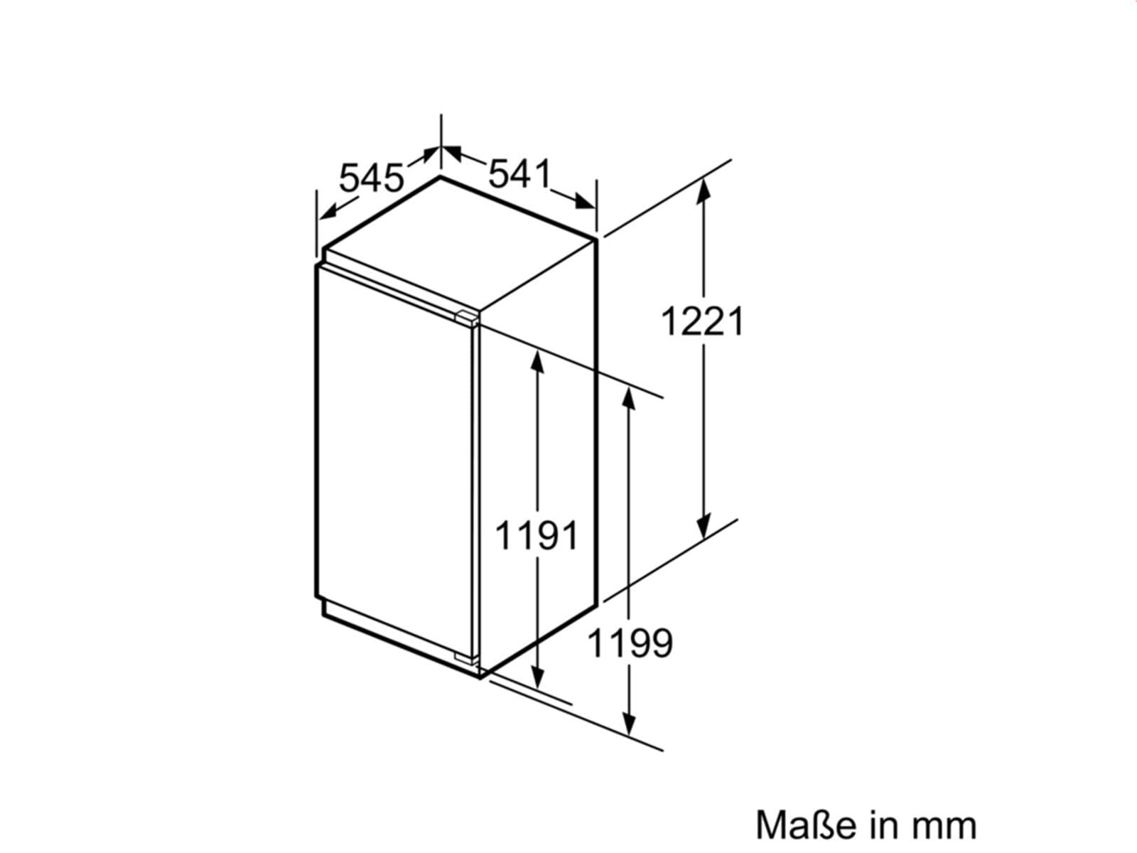 Bosch KIL42VF30 Einbaukühlschrank