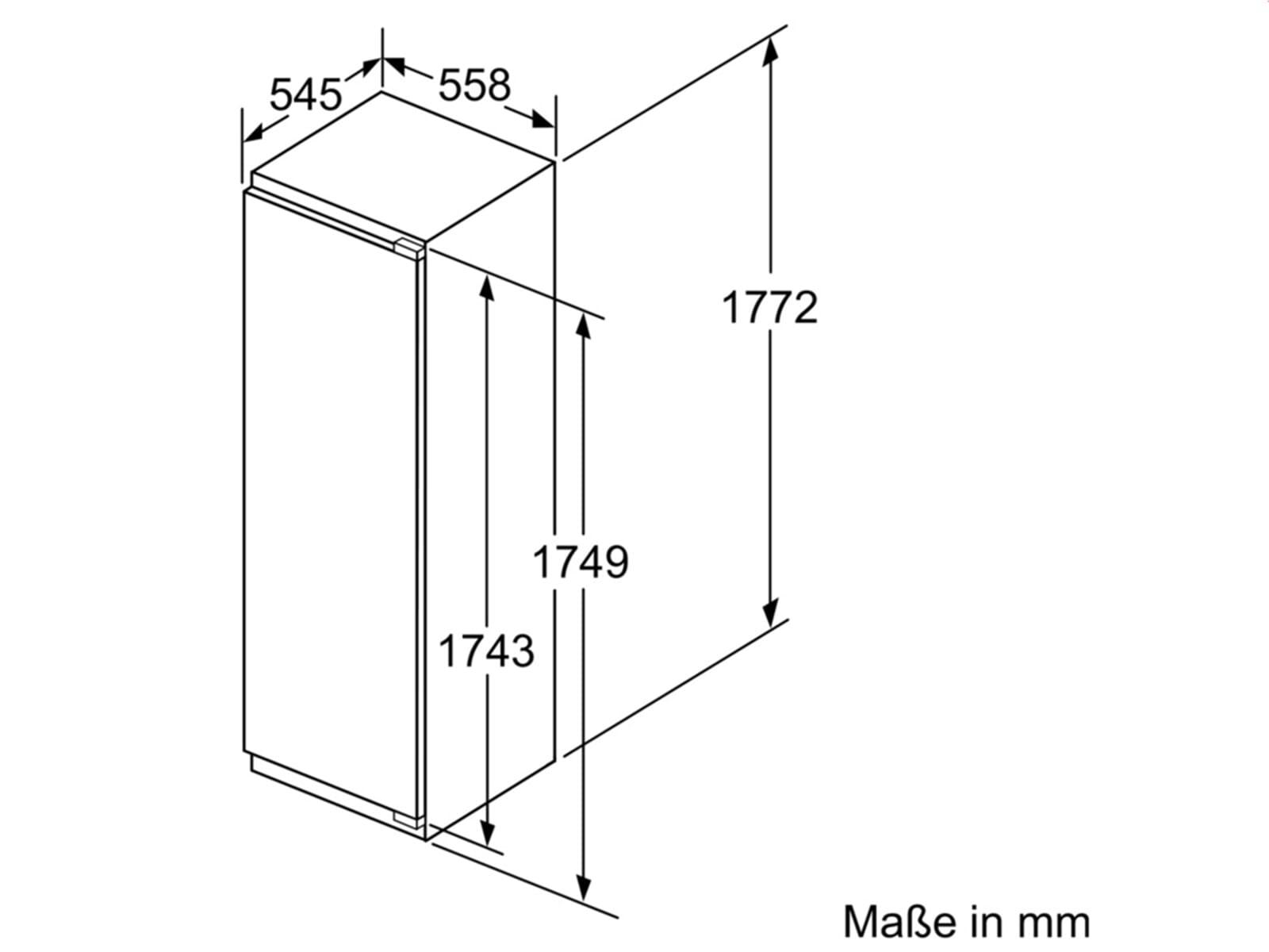 Bosch KIL82AF30 Einbaukühlschrank
