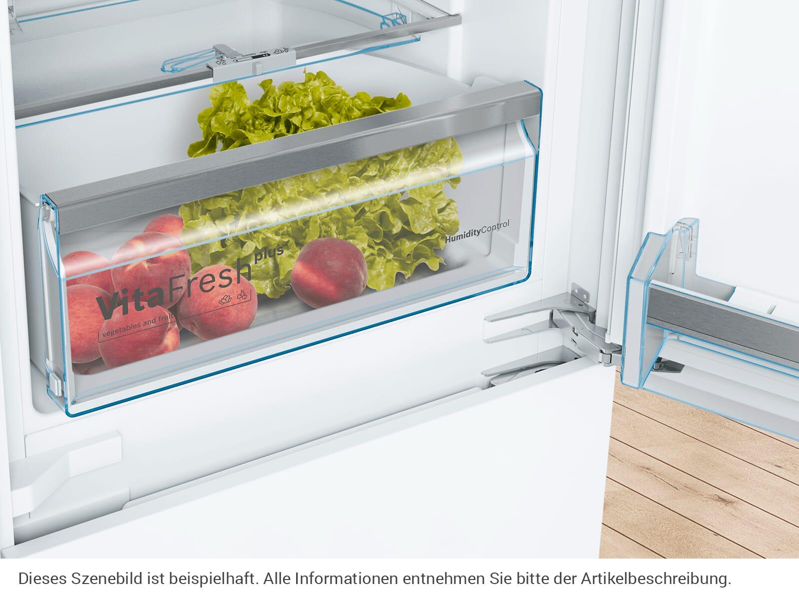Bosch KIS77ADD0 Einbau-Kühl-Gefrierkombination