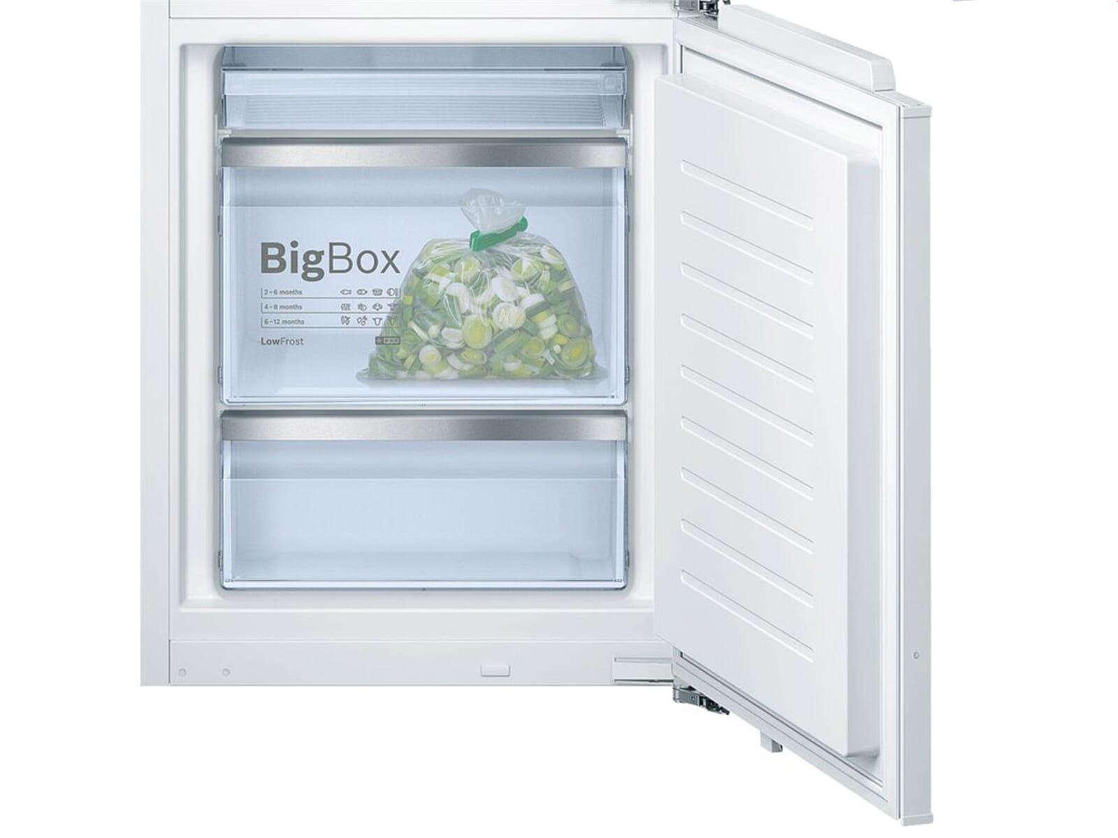 Bosch Kühlschrank Cooler Bedienungsanleitung : Bosch kis af einbau kühl gefrierkombination