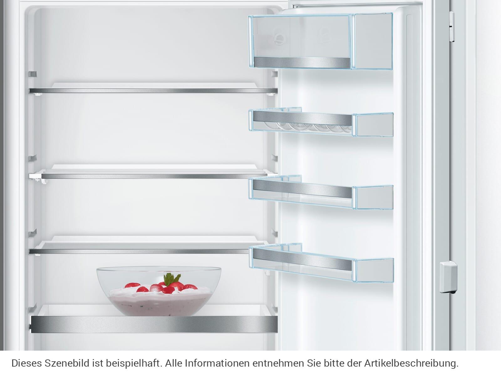 Bosch KIS86AFE0 Einbau-Kühl-Gefrierkombination