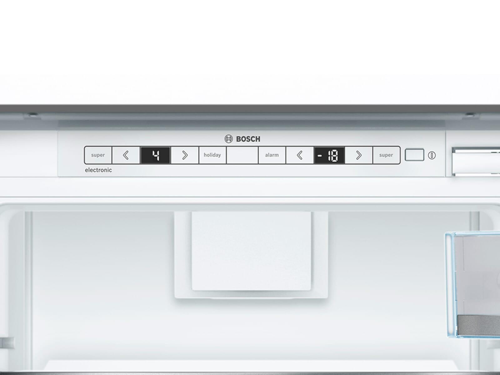 Bosch KIS87ADD0 Einbau-Kühl-Gefrierkombination