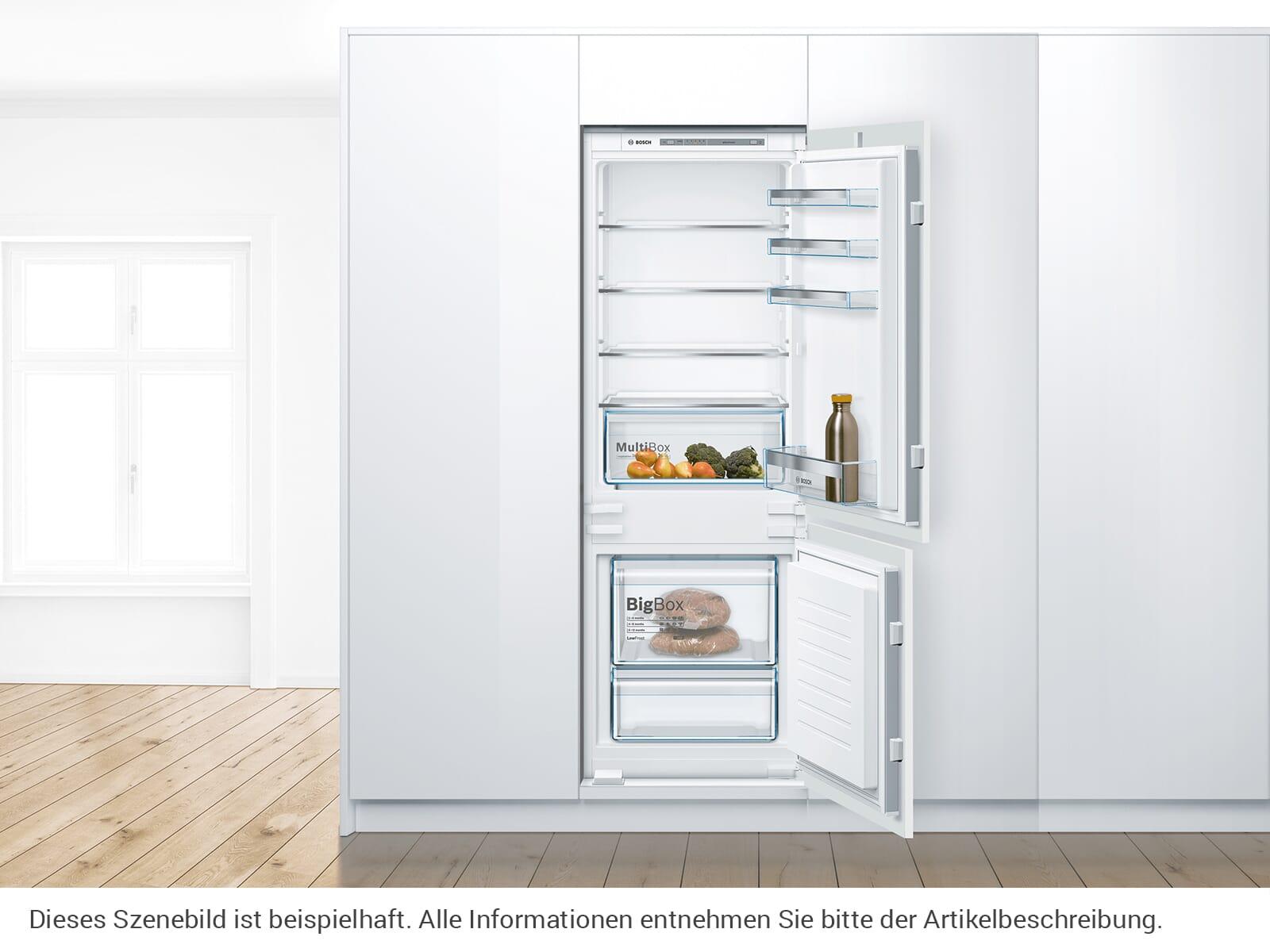Bosch KIV77VSF0 Einbau-Kühl-Gefrierkombination